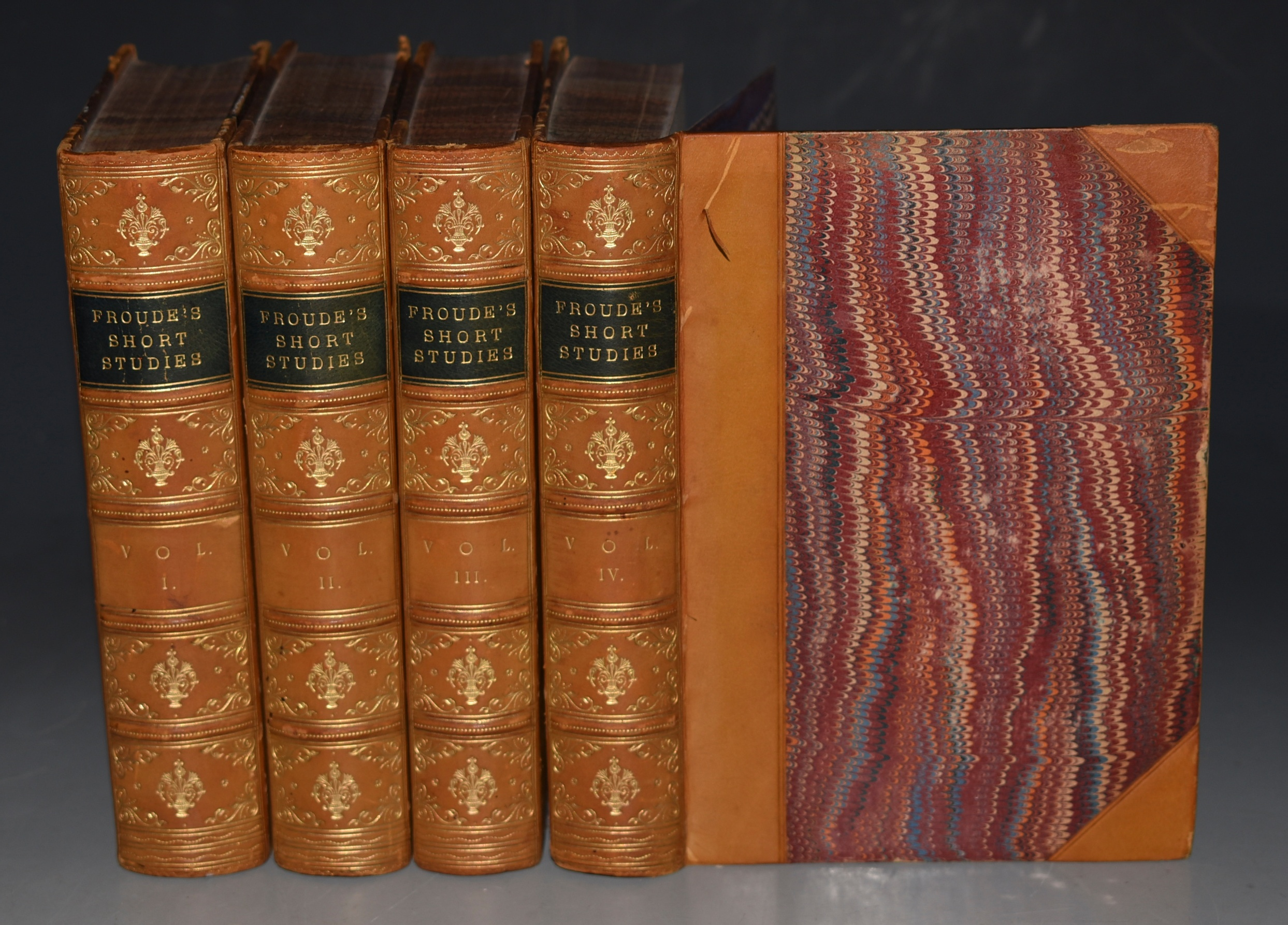 Image for Short Studies on Great Subjects. In Four Volumes. New Edition.
