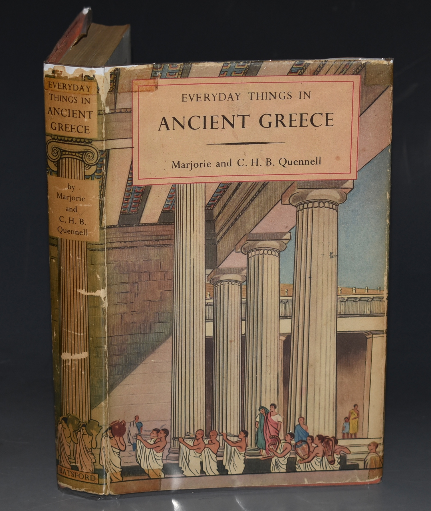 Image for Everyday Things in Ancient Greece