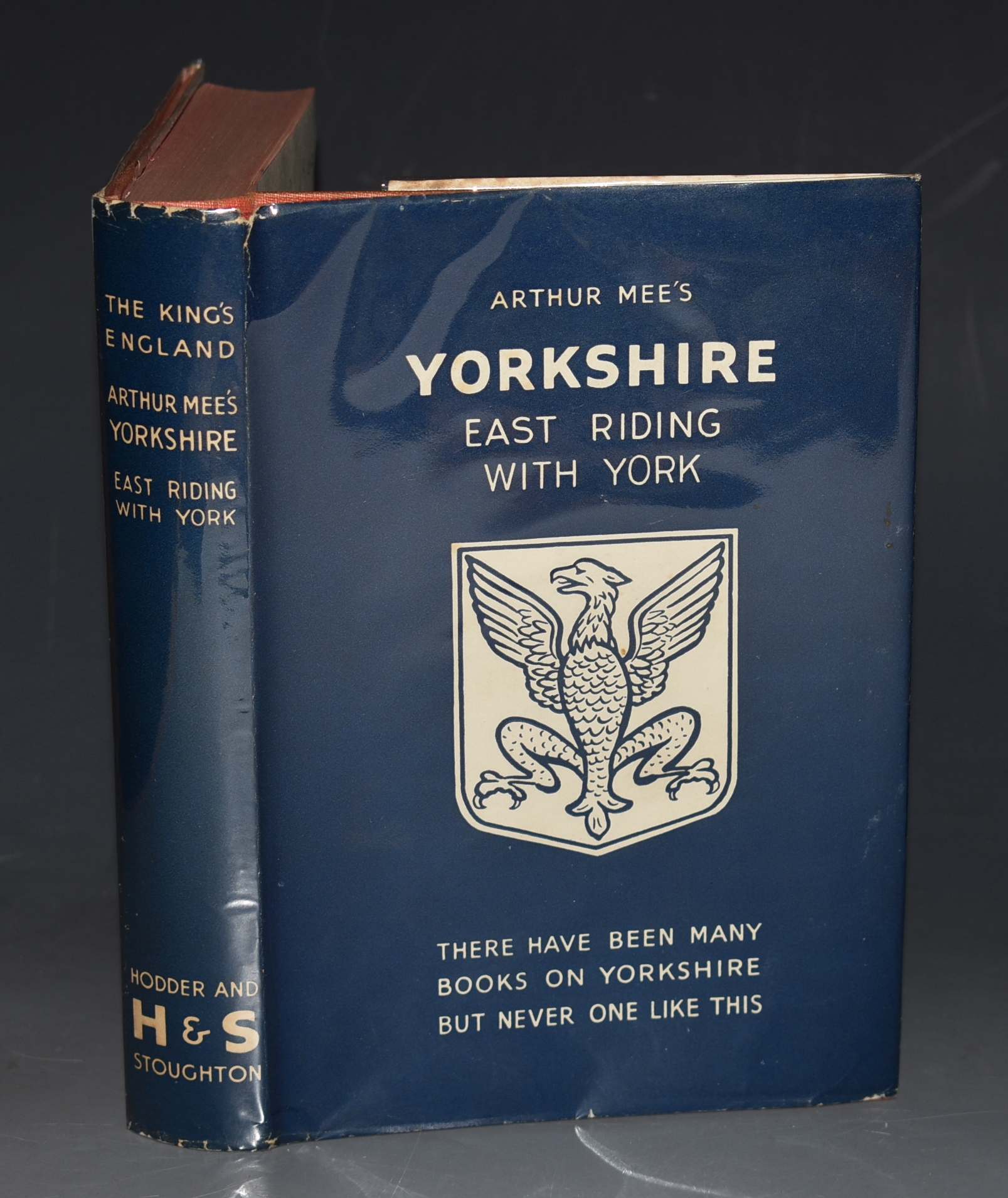 Image for Yorkshire. East Riding with York. (The King's England).