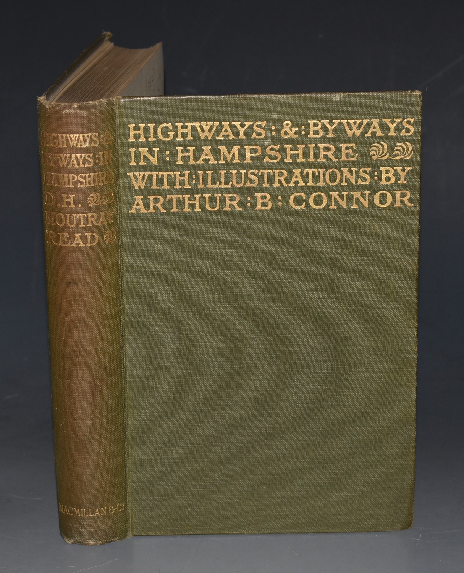 Image for Highways and Byways in Hampshire.