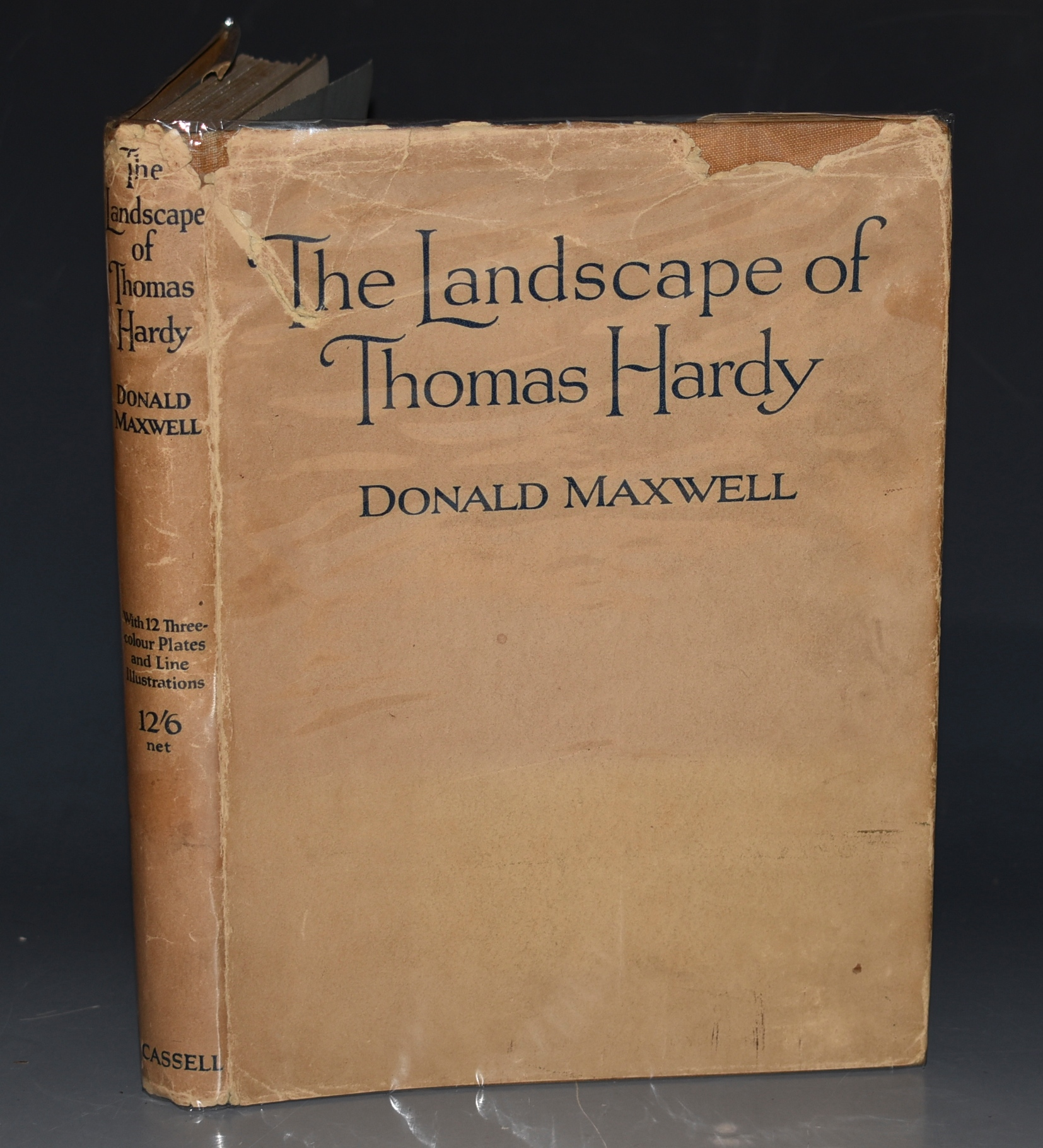 Image for The Landscape of Thomas Hardy.
