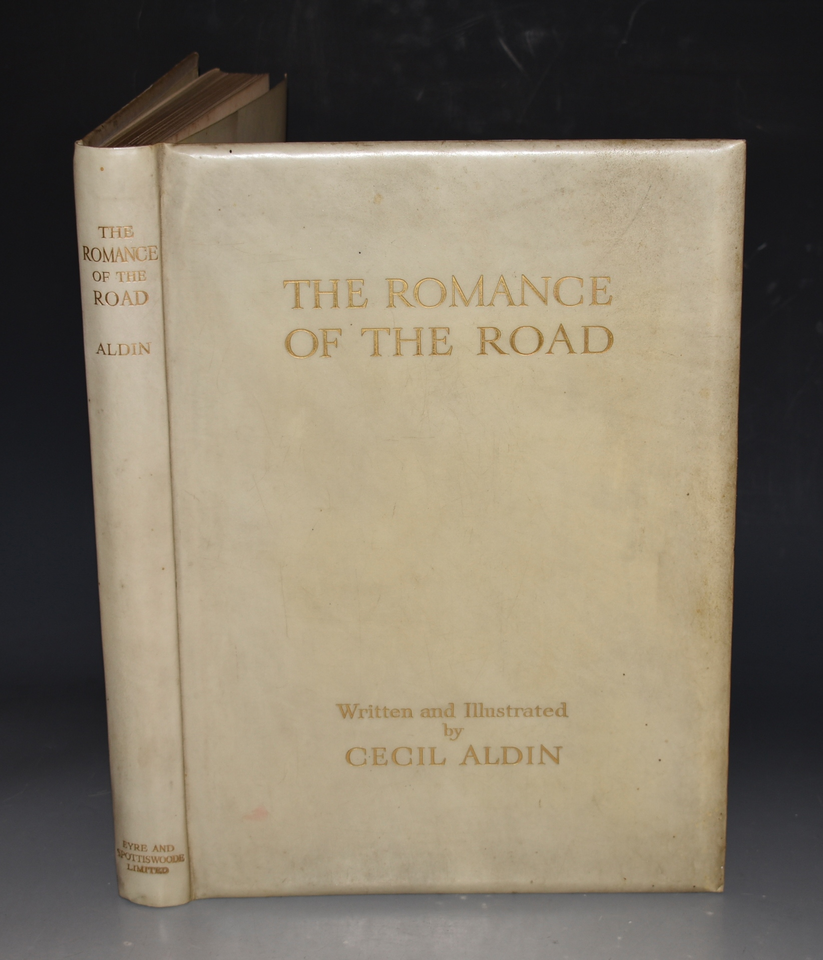 Image for The Romance of the Road. Written & illustrated by Cecil Aldin. SIGNED LIMITED EDITION.
