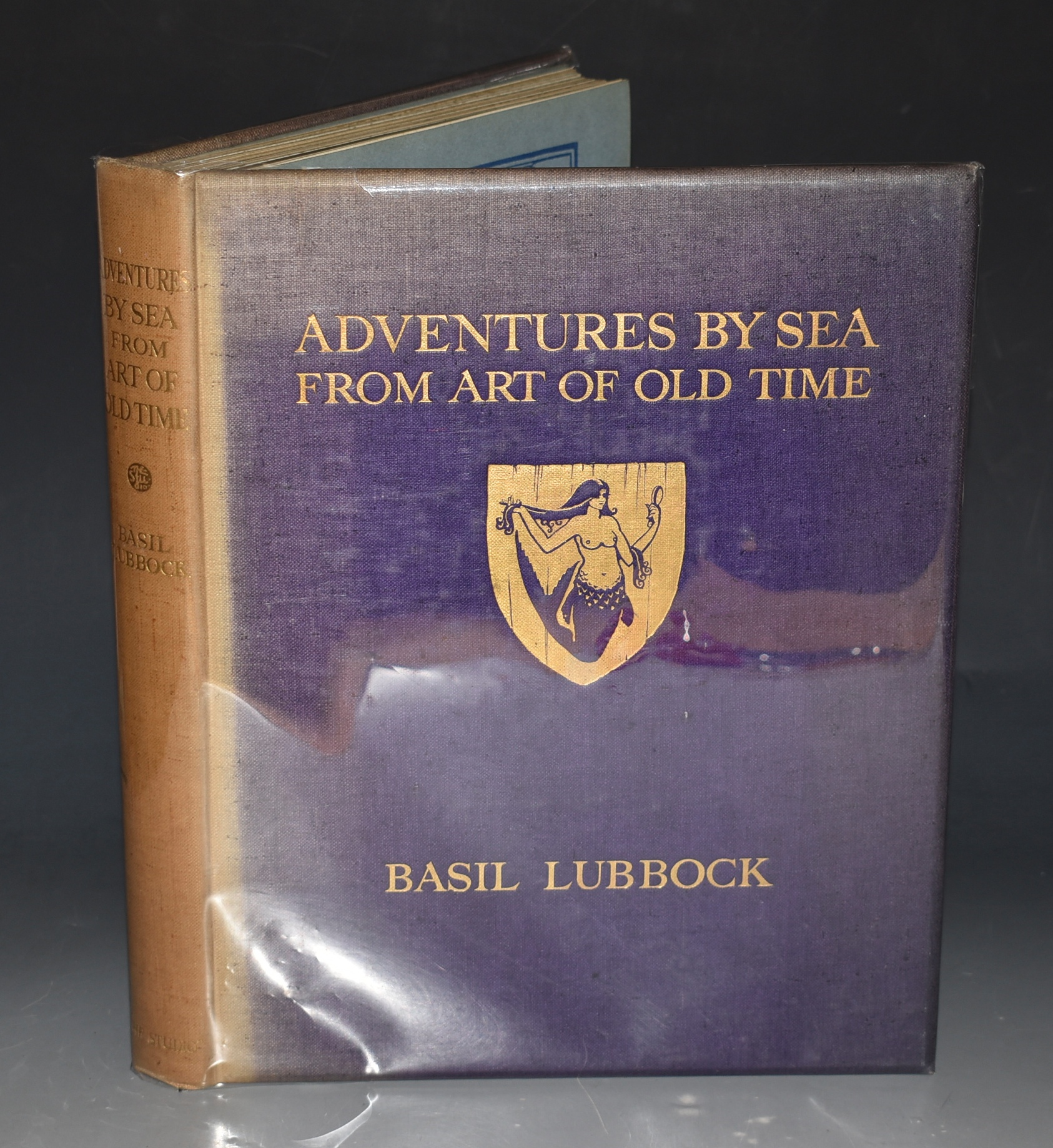 Image for Adventures By Sea From Art of Old Time. Preface by John Masefield. LIMITED NUMBERED EDITION.