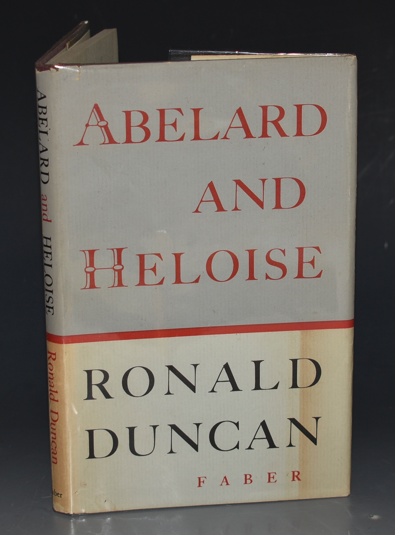 Image for Abelard & Heloise. A Correspondence for the Stage in Two Acts.