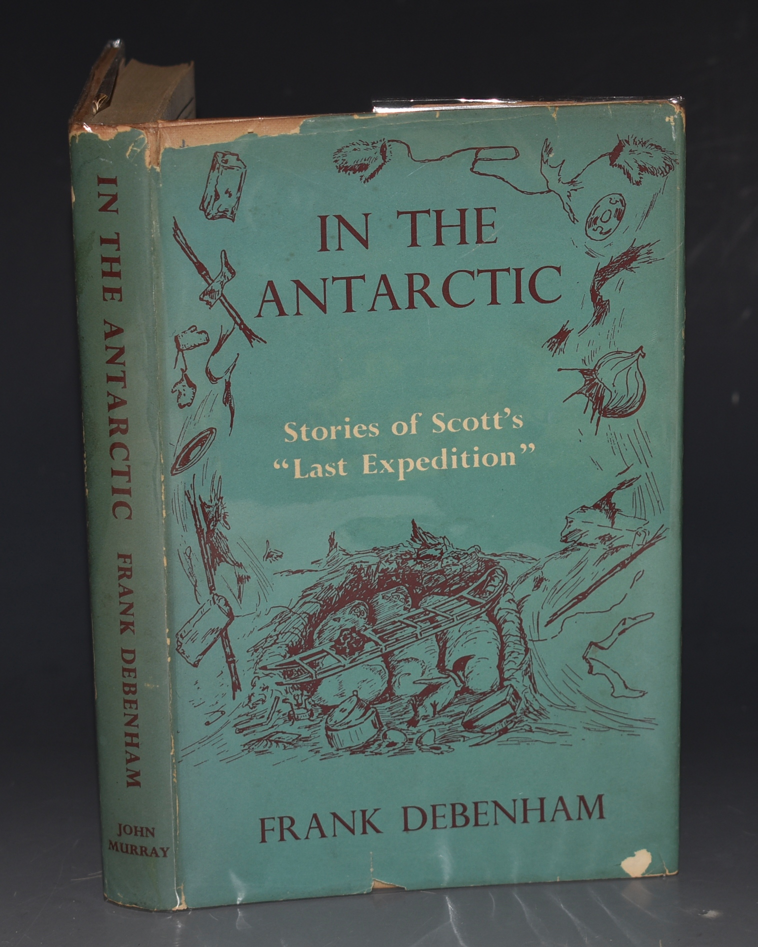 Image for In the Antarctic. Stories of Scott's Last Expedition.