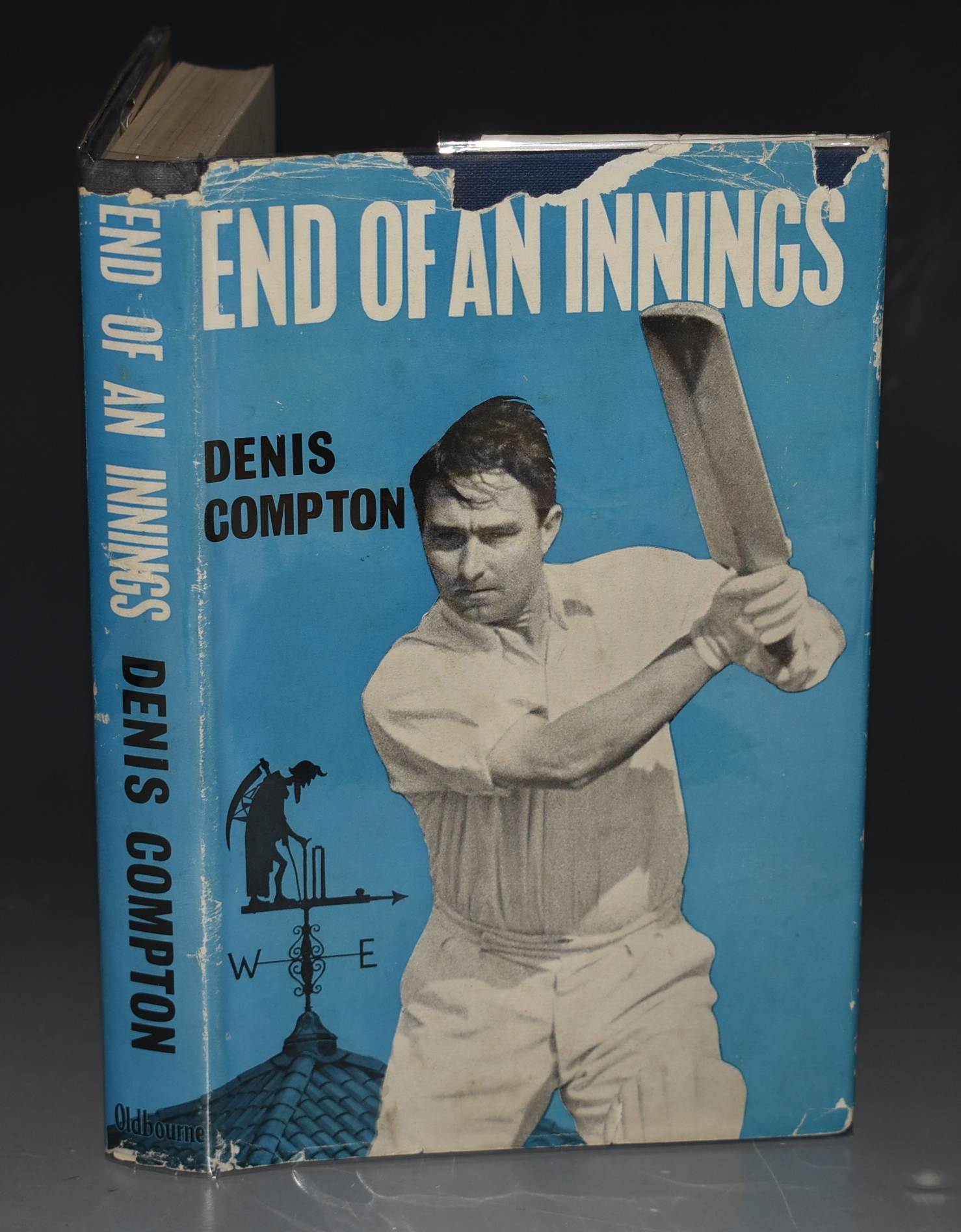 Image for End Of An Innings SIGNED COPY.
