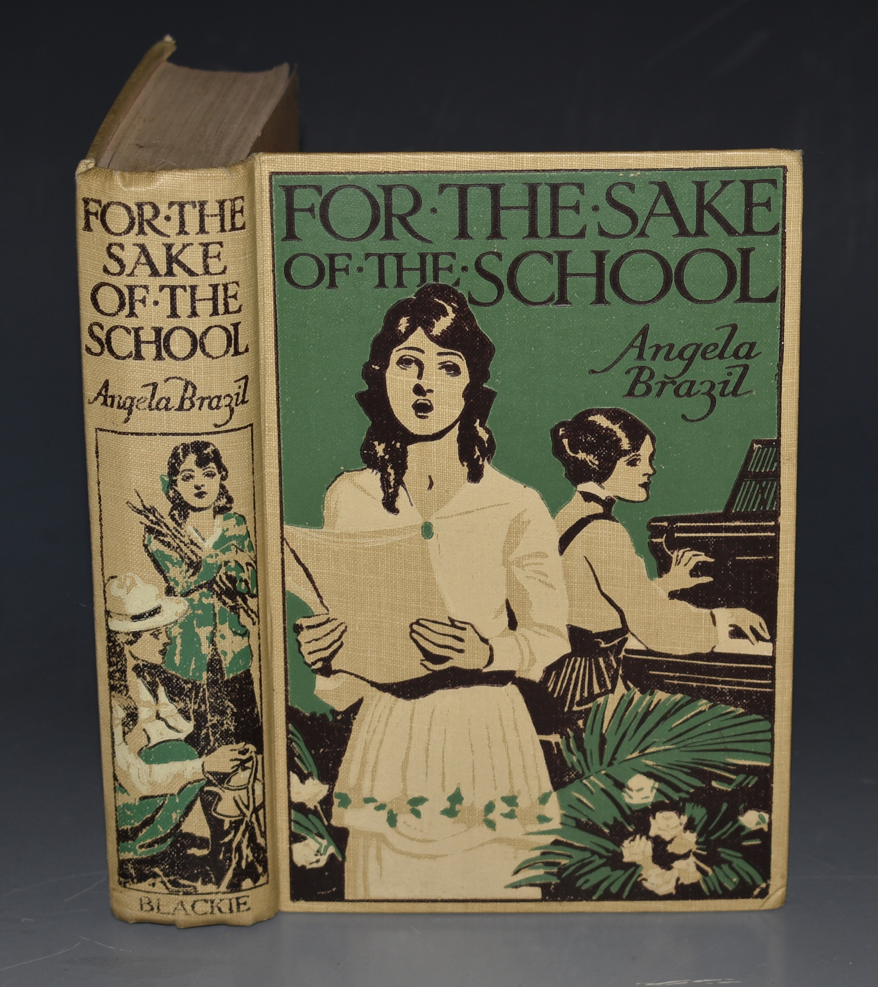 Image for For the Sake of  the School Illustrated by Stanley Davis.