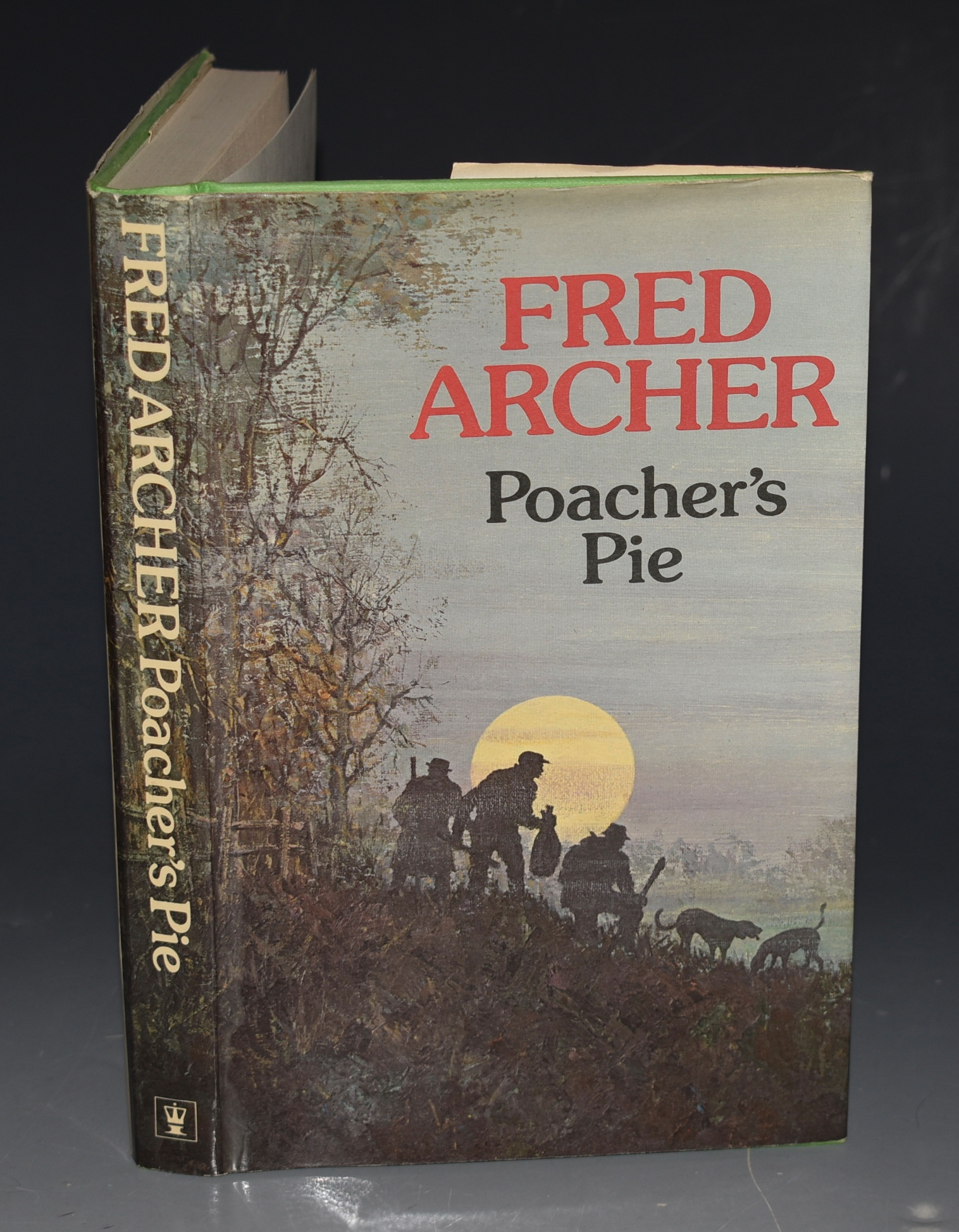 Image for Poachers Pie SIGNED COPY.