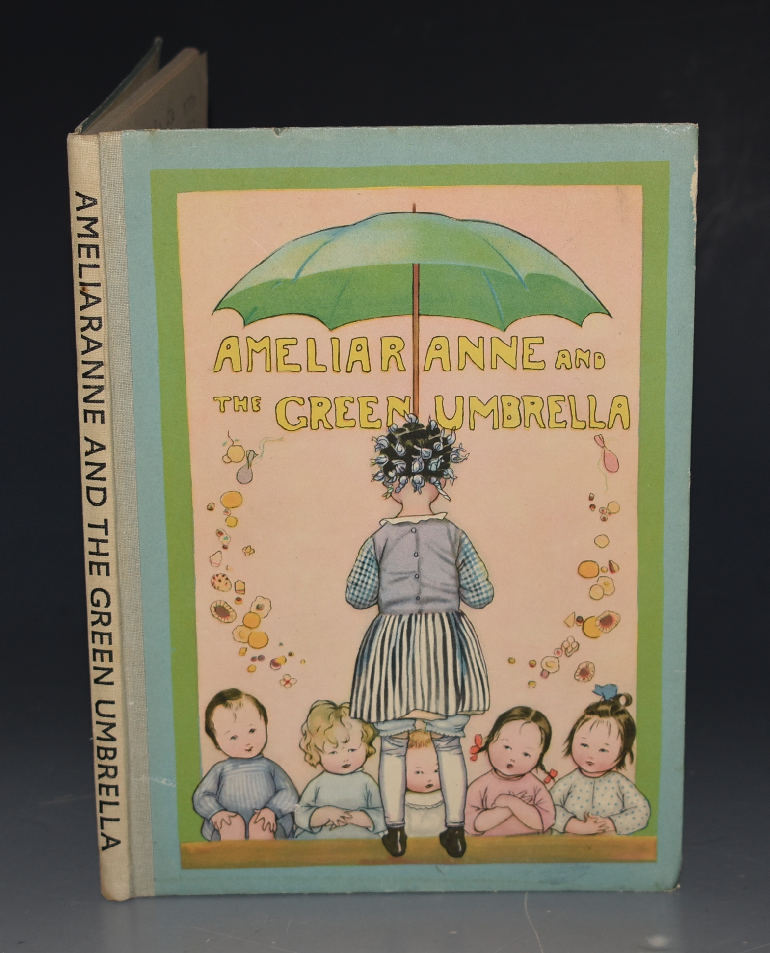 Image for Ameliaranne & The Green Umbrella Pictured by Susan Beatrice Pearse.