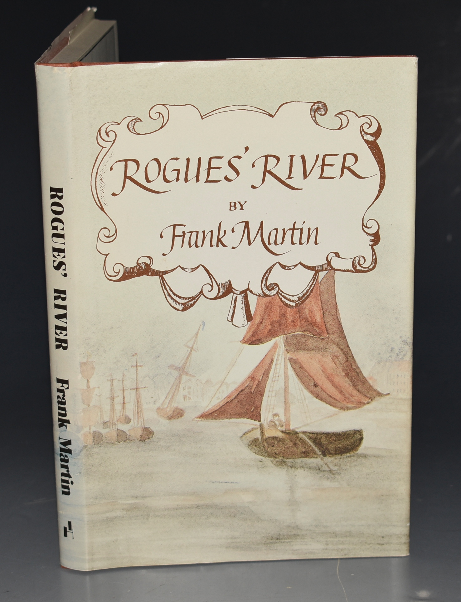 Image for Rogue's River Crime on the River Thames in the Eighteenth Century. SIGNED COPY.