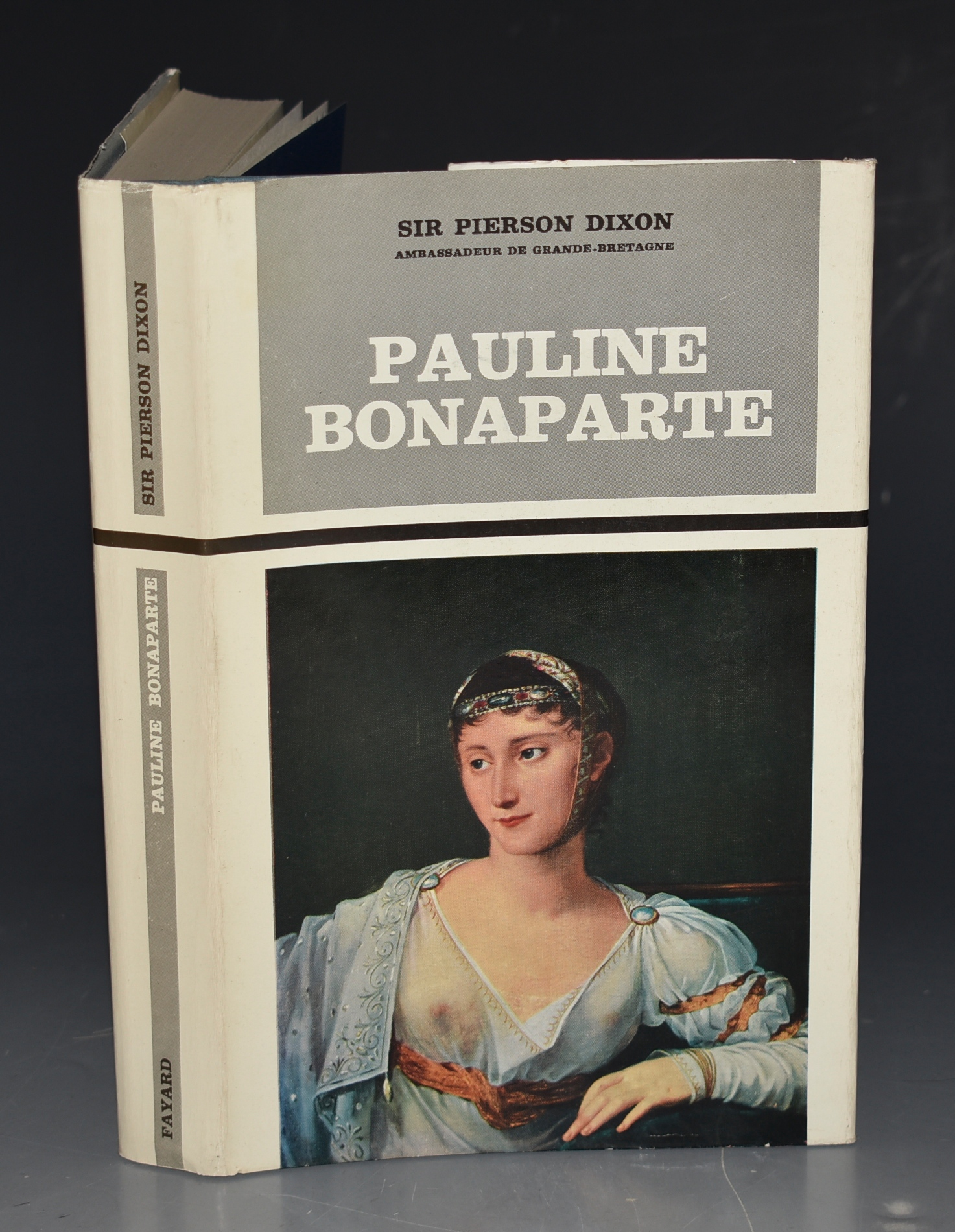 Image for Pauline Bonaparte Traduit de l'anglais par Denise van Moppes. With Signed Authors Letter.