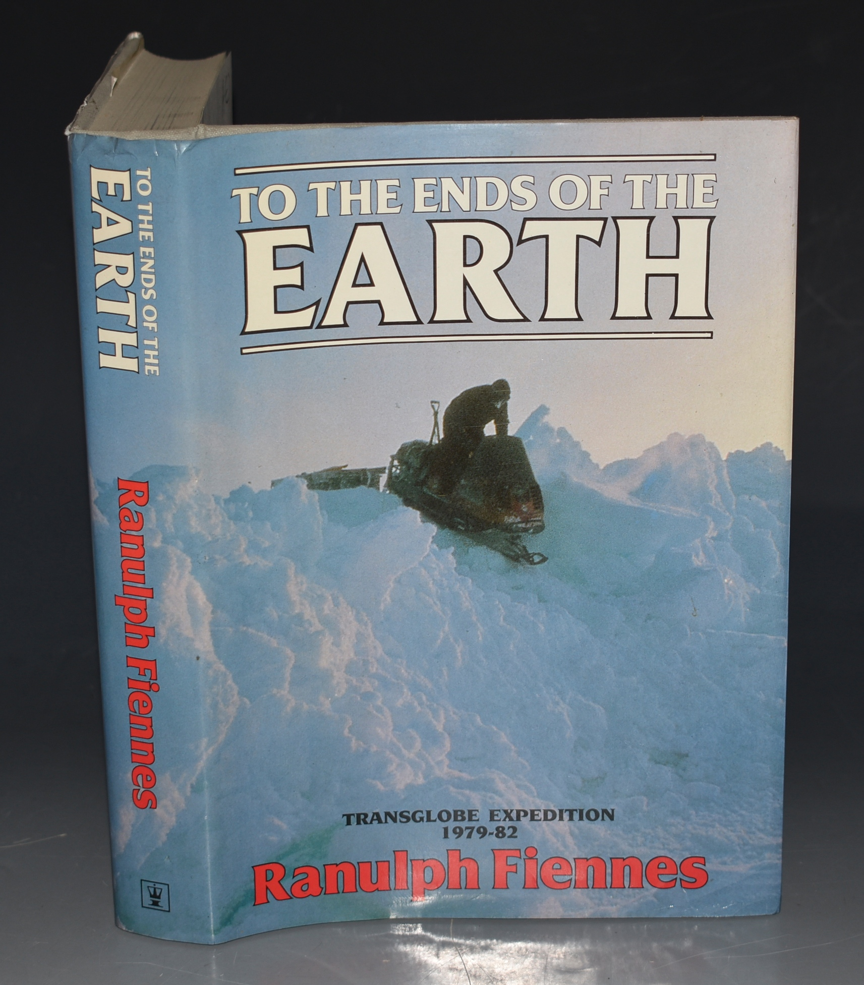 Image for To The Ends Of The Earth. SIGNED COPY.
