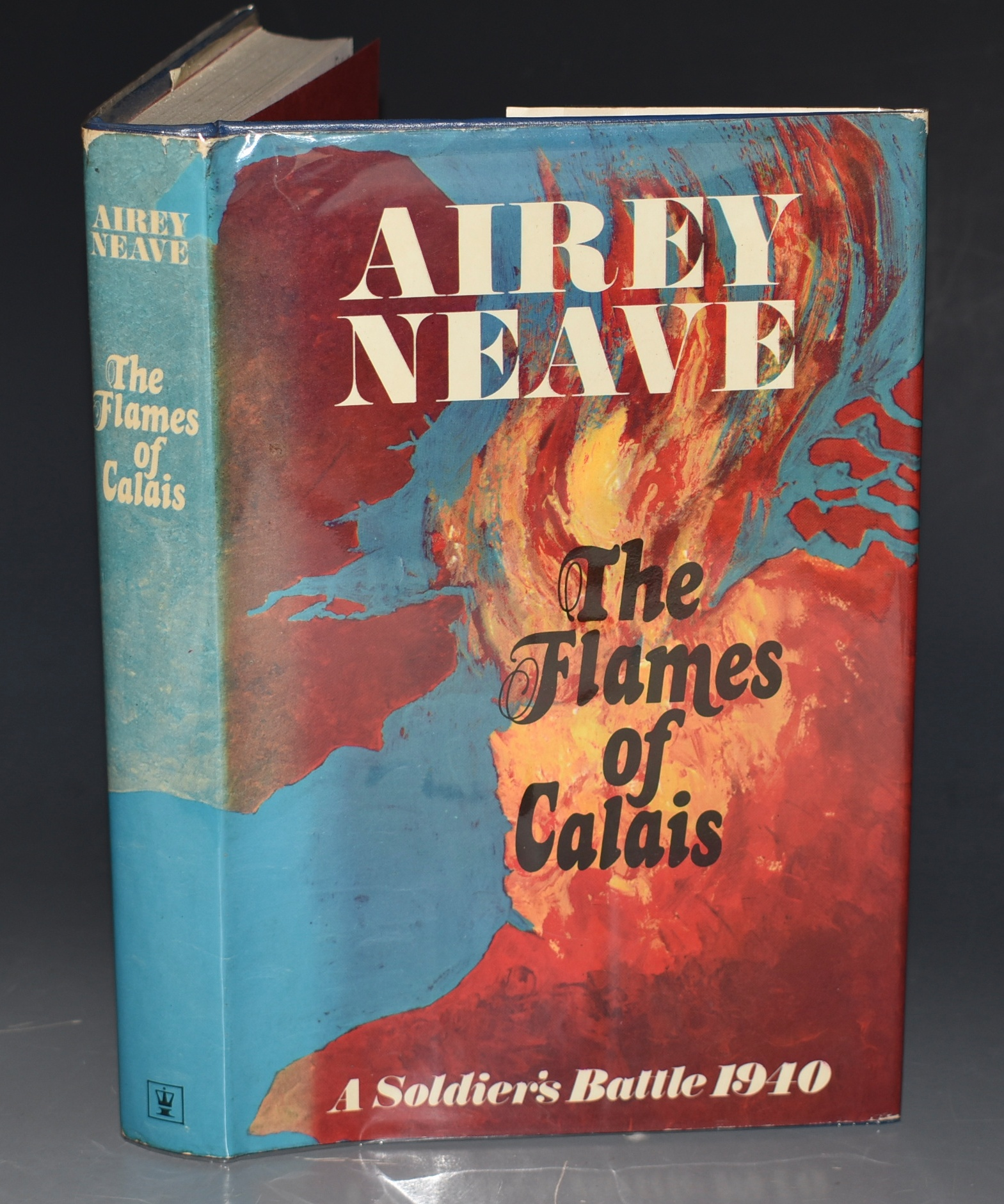Image for The Flames of Calais. A Soldier's Battle 1940.