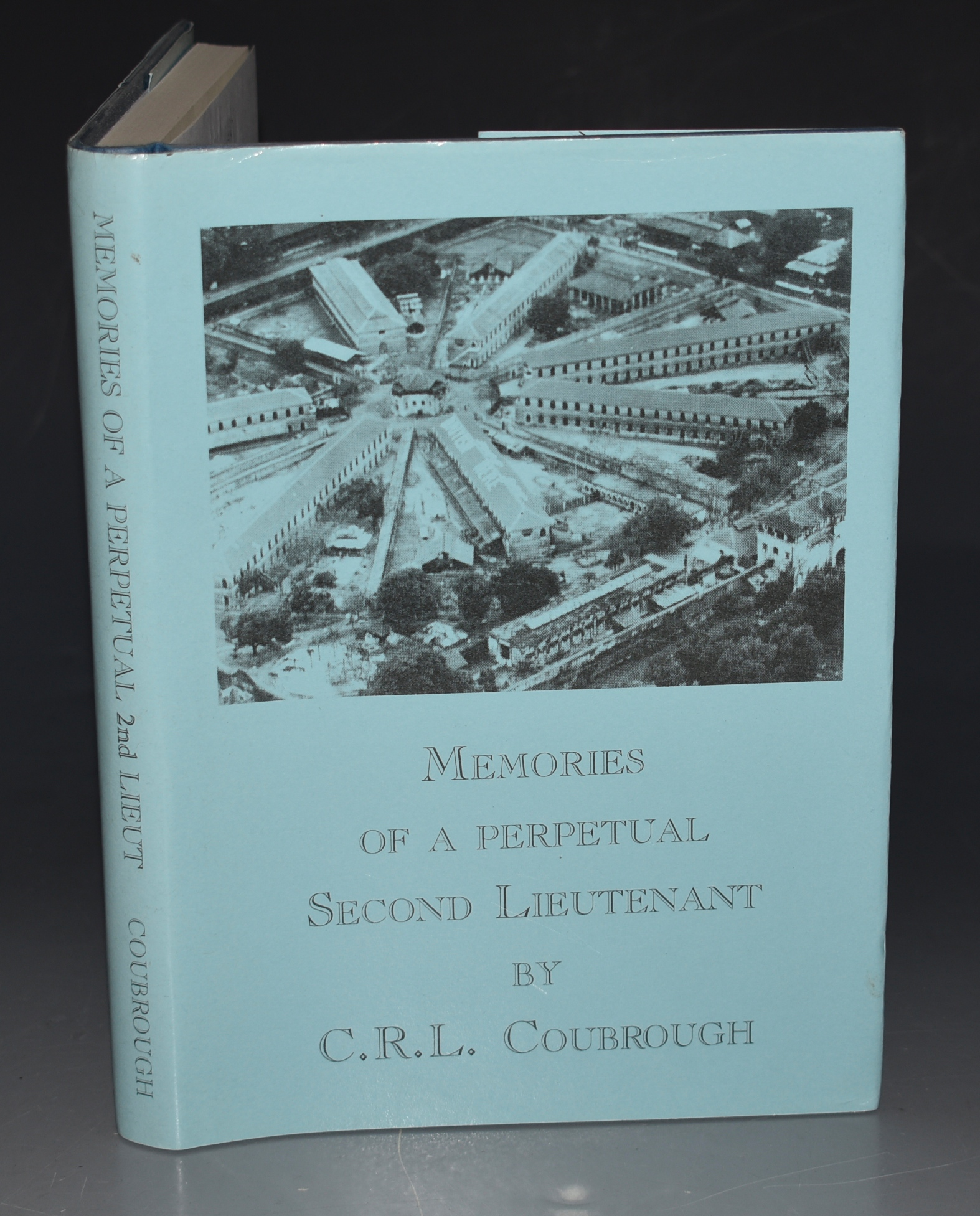 Image for Memoirs of a Perpetual Second Lieutenant. SIGNED + A.L.S.