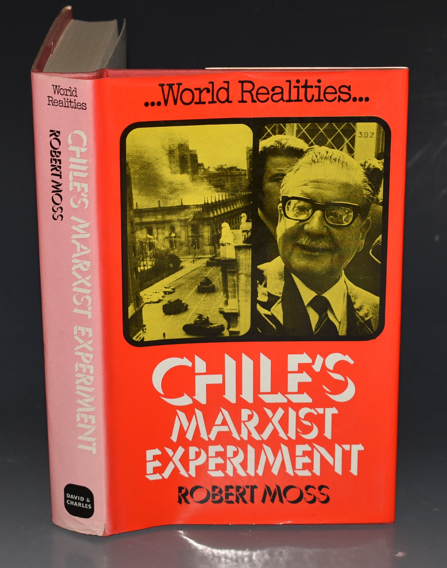 Image for Chile's Marxist Experiment World Realities Series.