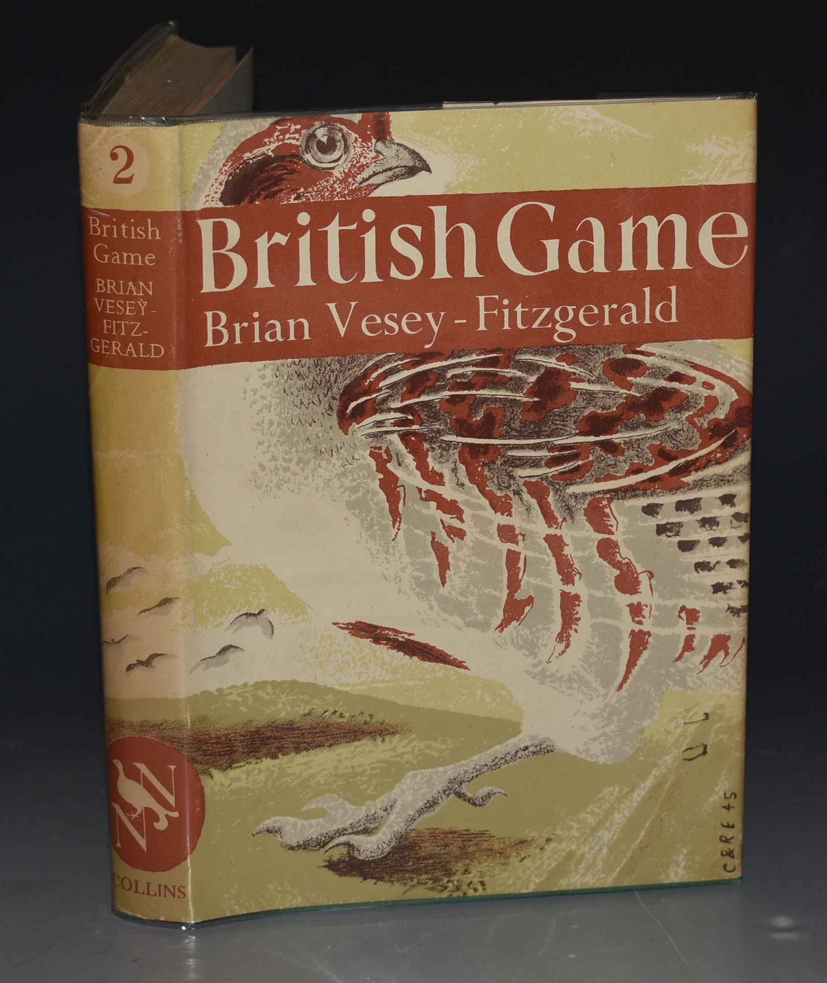 Image for British Game. (The New Naturalist 2).