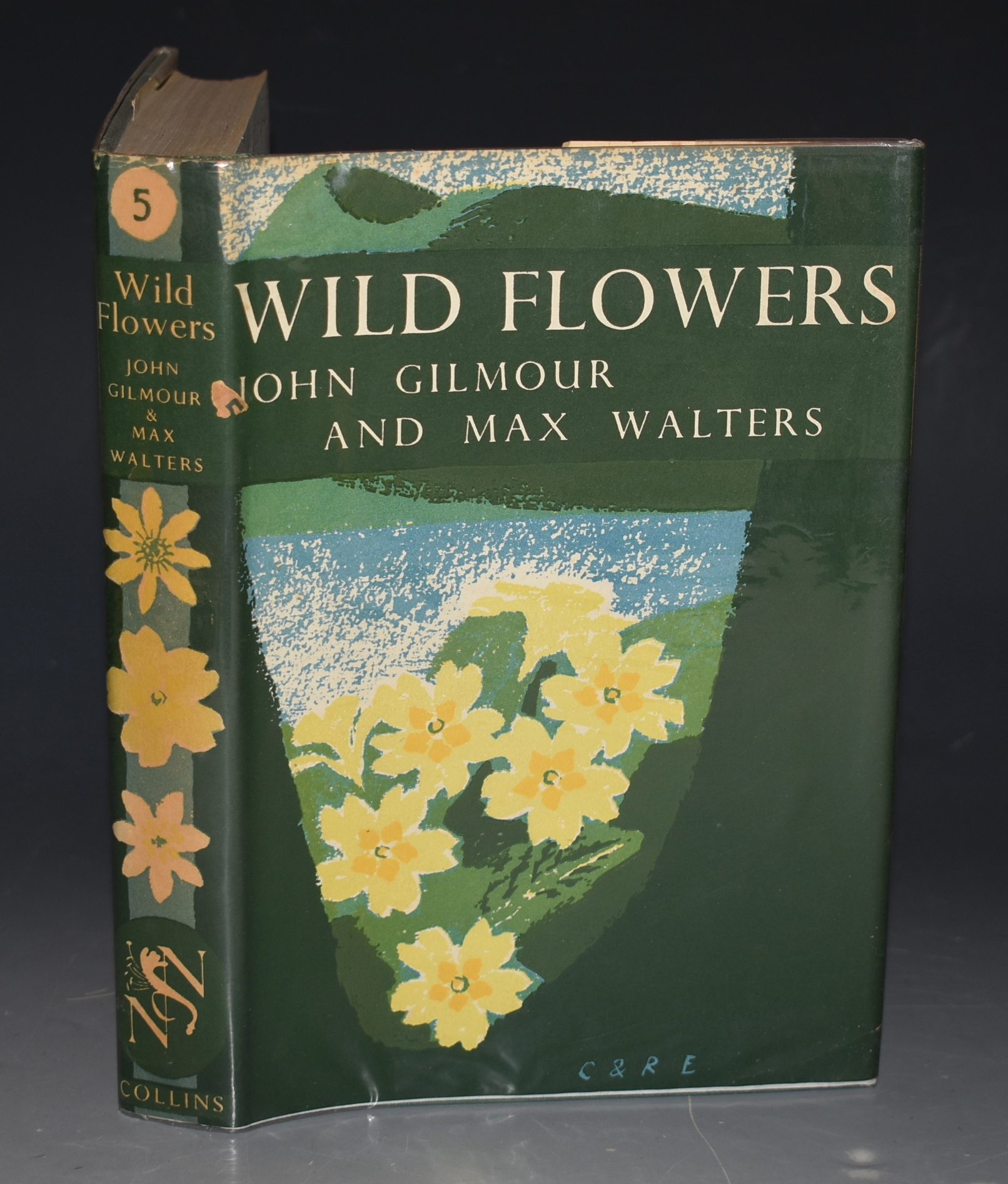 Image for Wild Flowers. Botanising in Britain. (The New Naturalist 5)