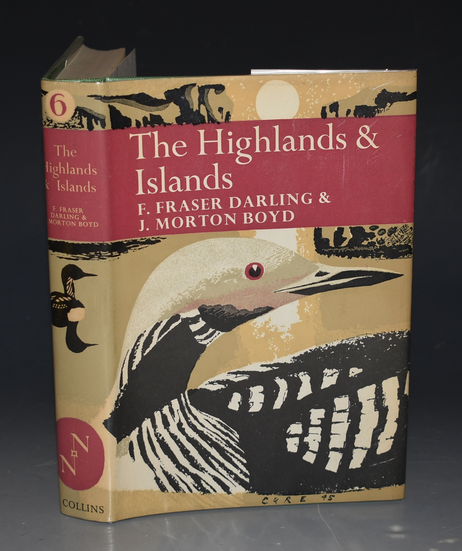 Image for The Highlands & Islands. (The New Naturalist 6 )