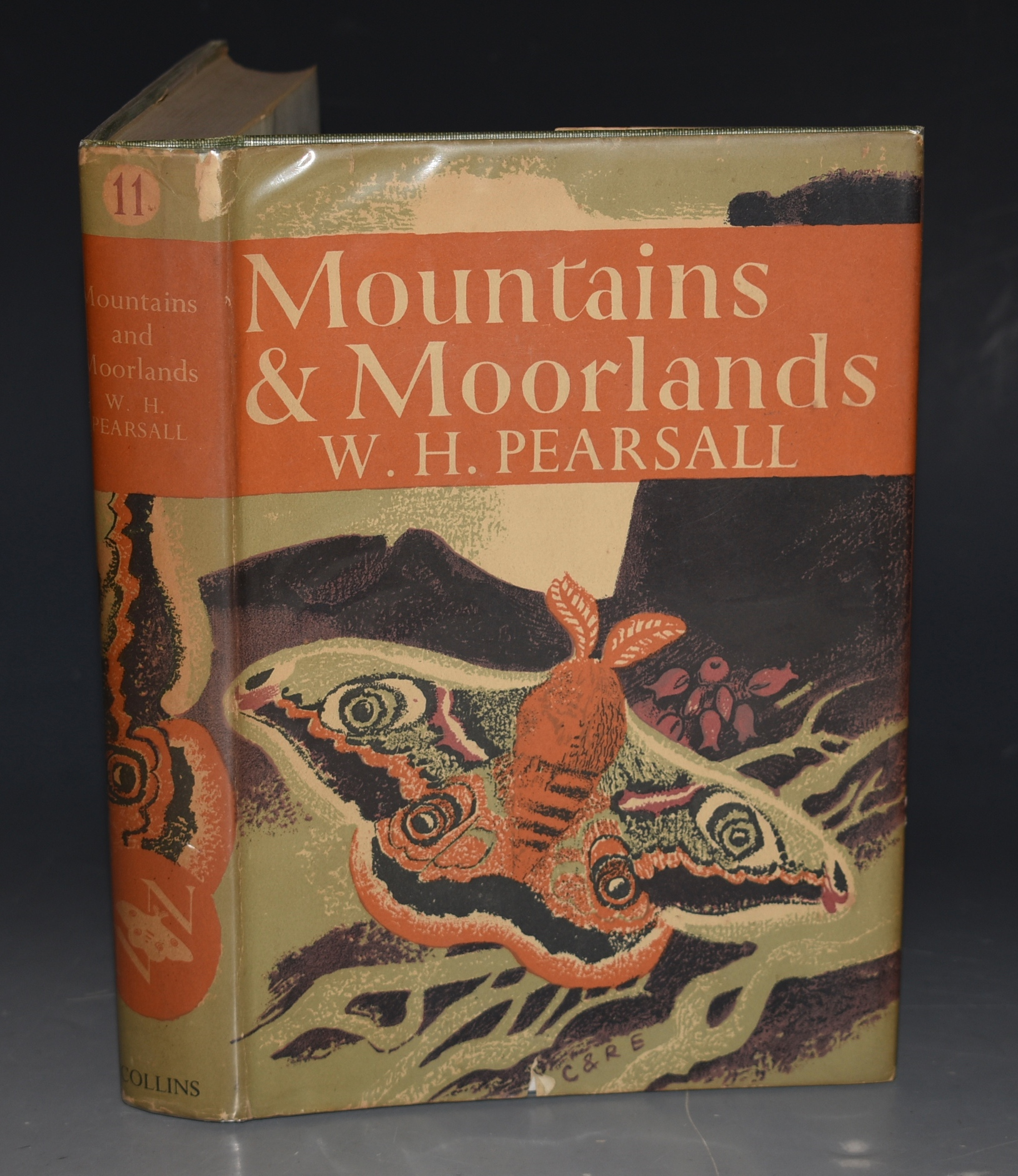 Image for Mountains and Moorlands  (11)
