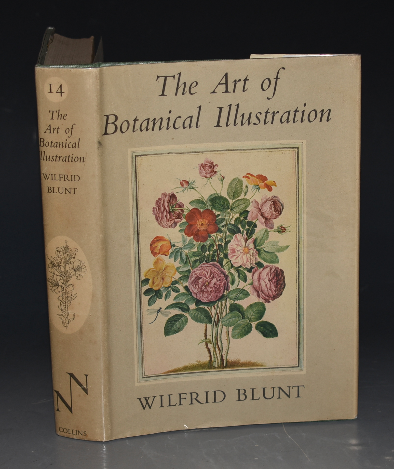 Image for The Art of Botanical Illustration. (The New Naturalist 14). With the assistance of William T. Stearn.