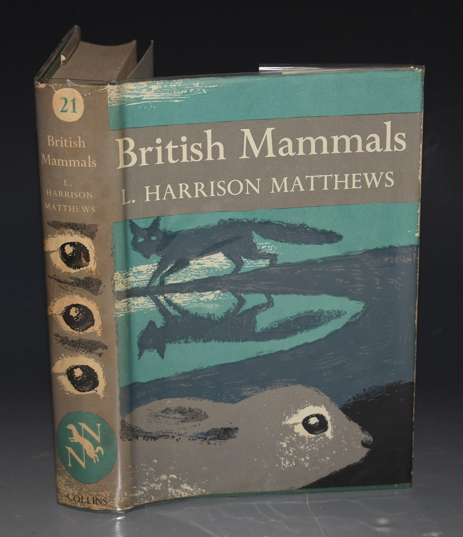 Image for British Mammals. (The New Naturalist 21). With 16 colour plates, 48 black and white plates and 92 figures in the text.