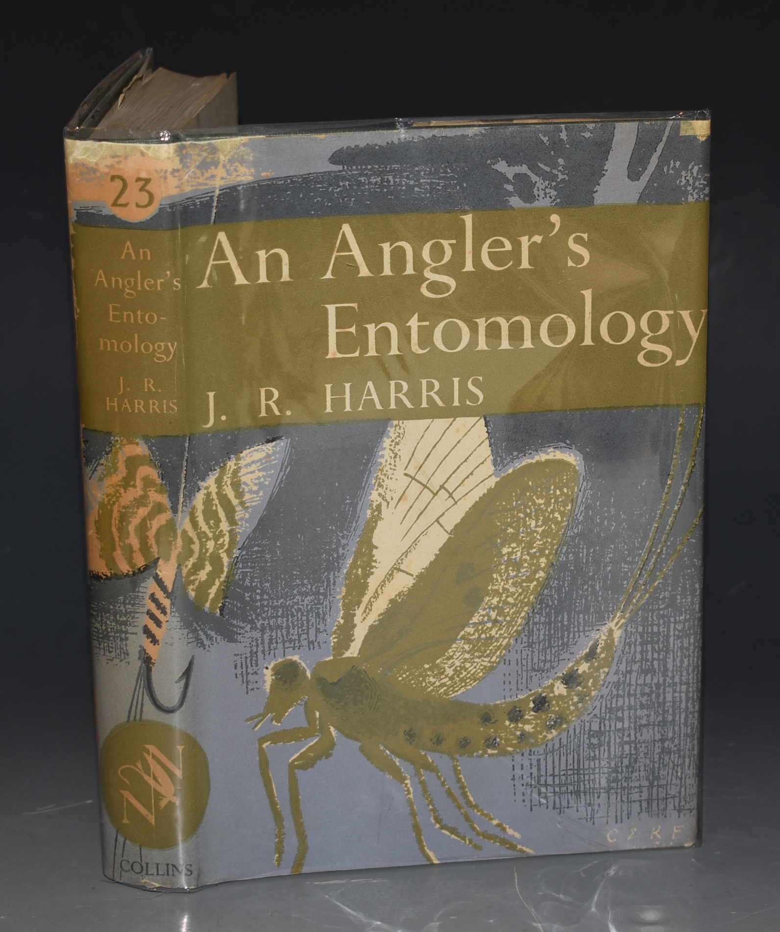 Image for An Angler's Entomology. (The New Naturalist 23 )