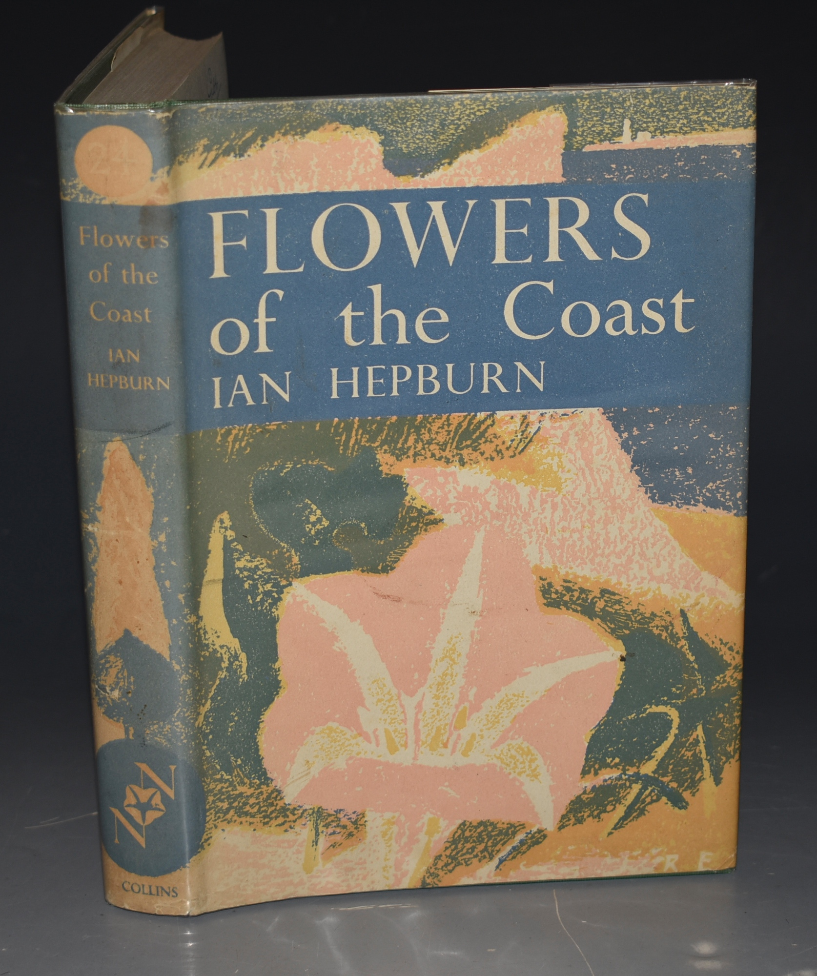 Image for Flowers of the Coast With a chapter on Coastal Physiography by J.A.Steers. With 17 colour photographs by John Markham and others, 43 black and white photographs and 14 line drawings and maps.