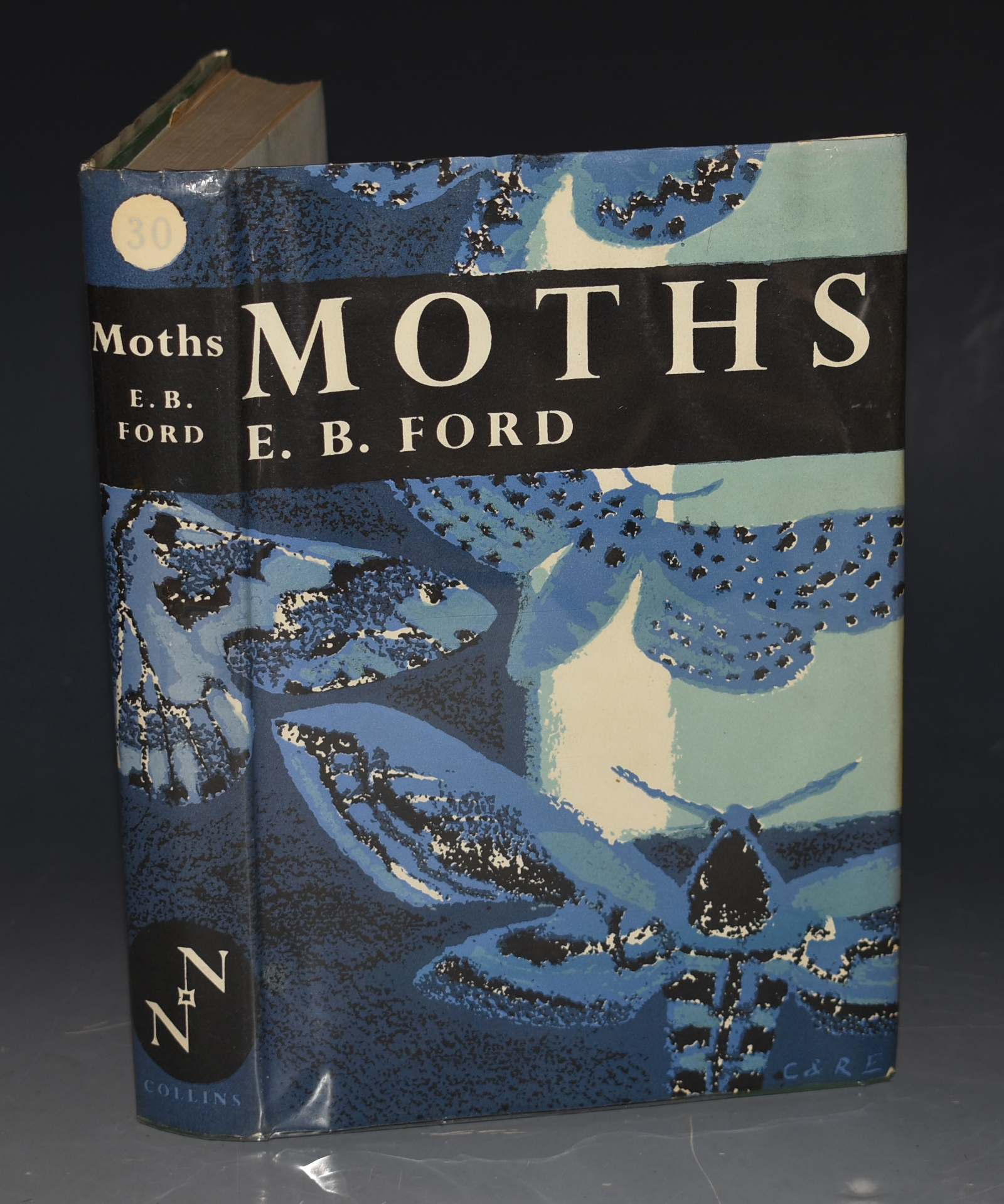 Image for Moths. (The New Naturalist 30).