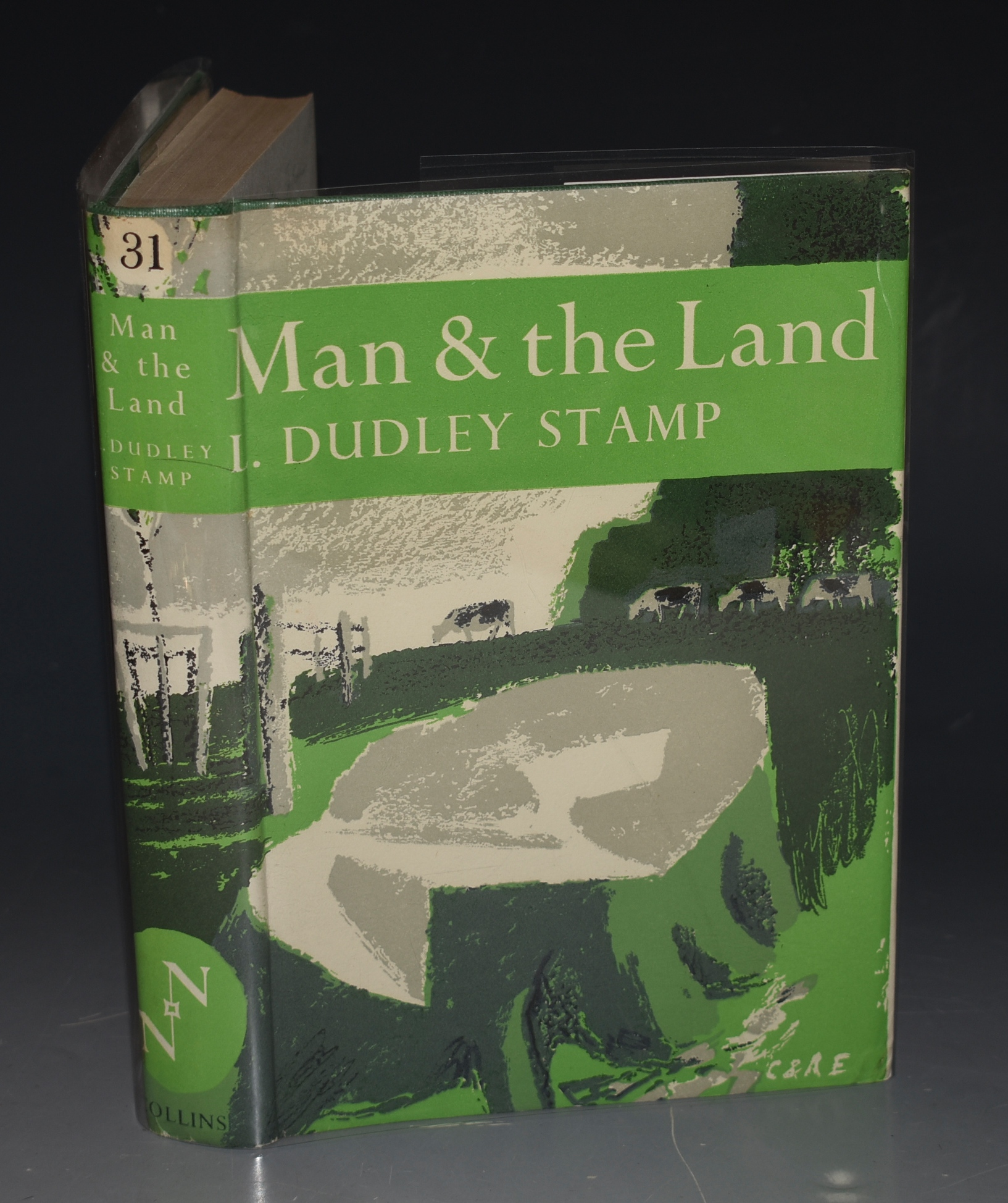 Image for Man & the Land. The New Naturalist Series No 31