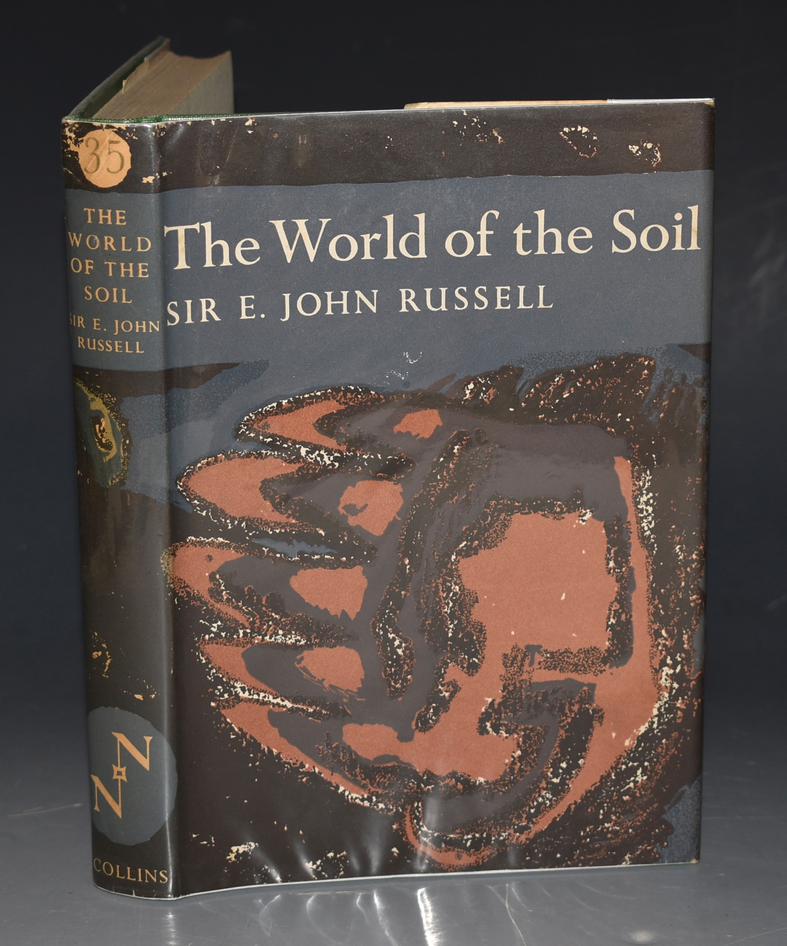 Image for The World of the Soil. (The New Naturalist. 35).