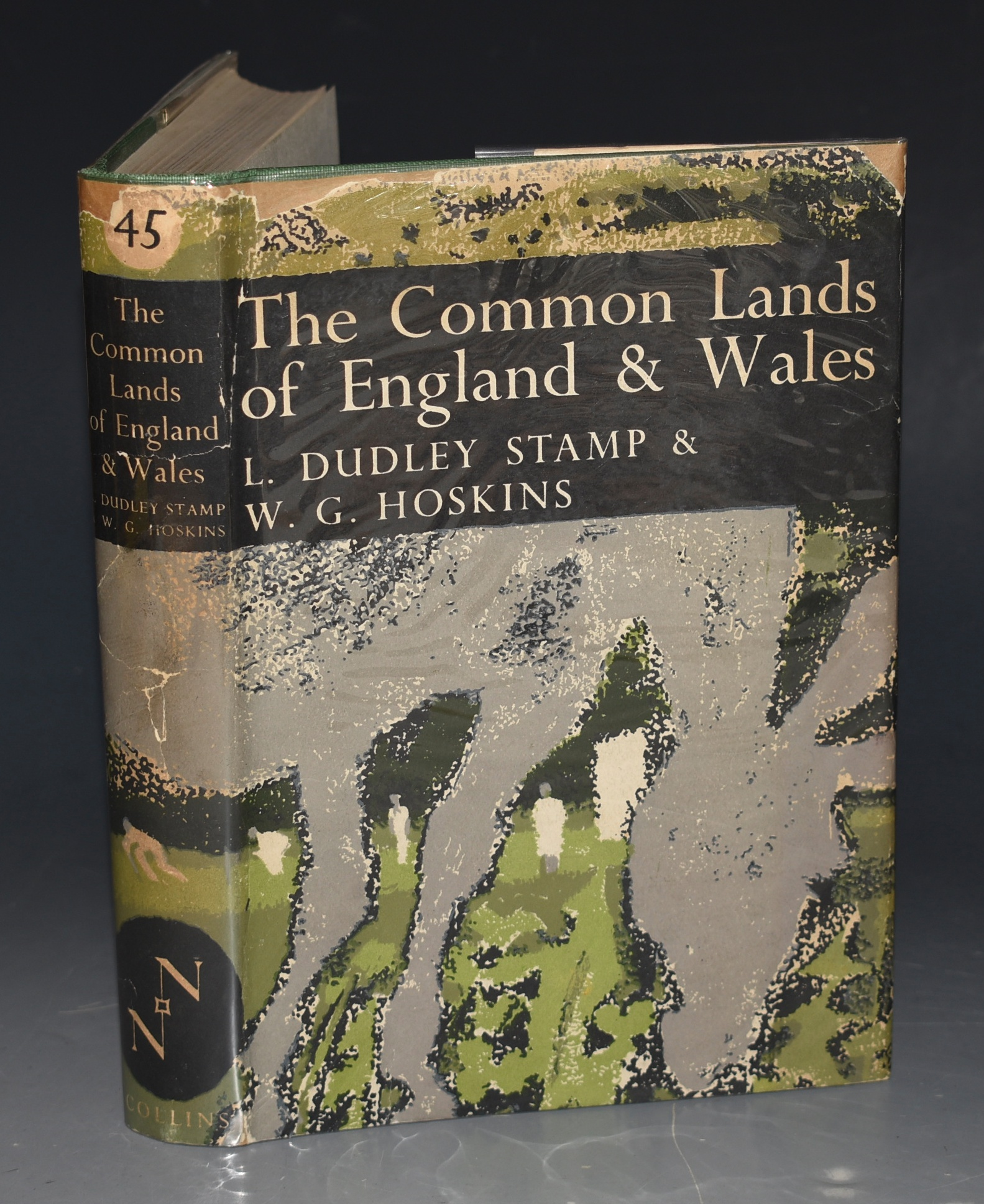 Image for The Common Lands of England & Wales. (The New Naturalist No.45).