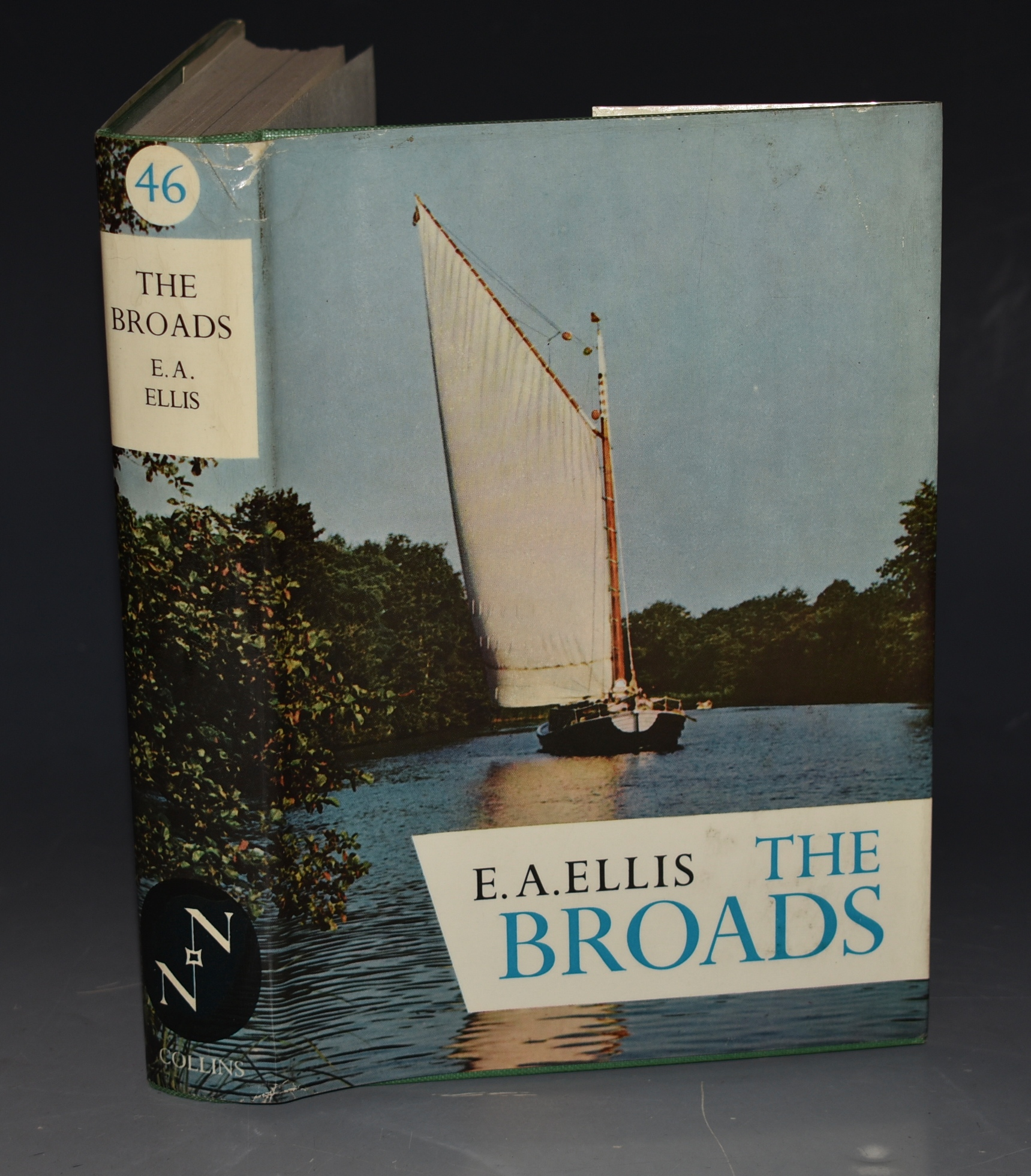 Image for The Broads (46). (The New Naturalist).