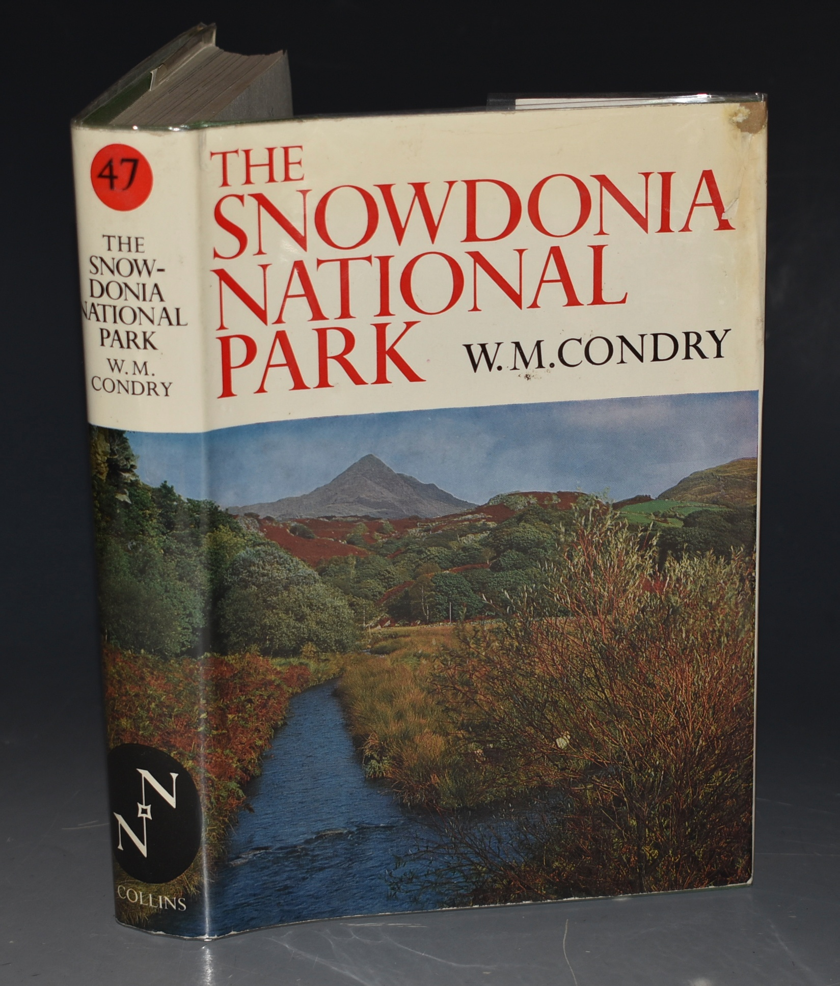 Image for The Snowdonia National Park. (The New Naturalist 47).