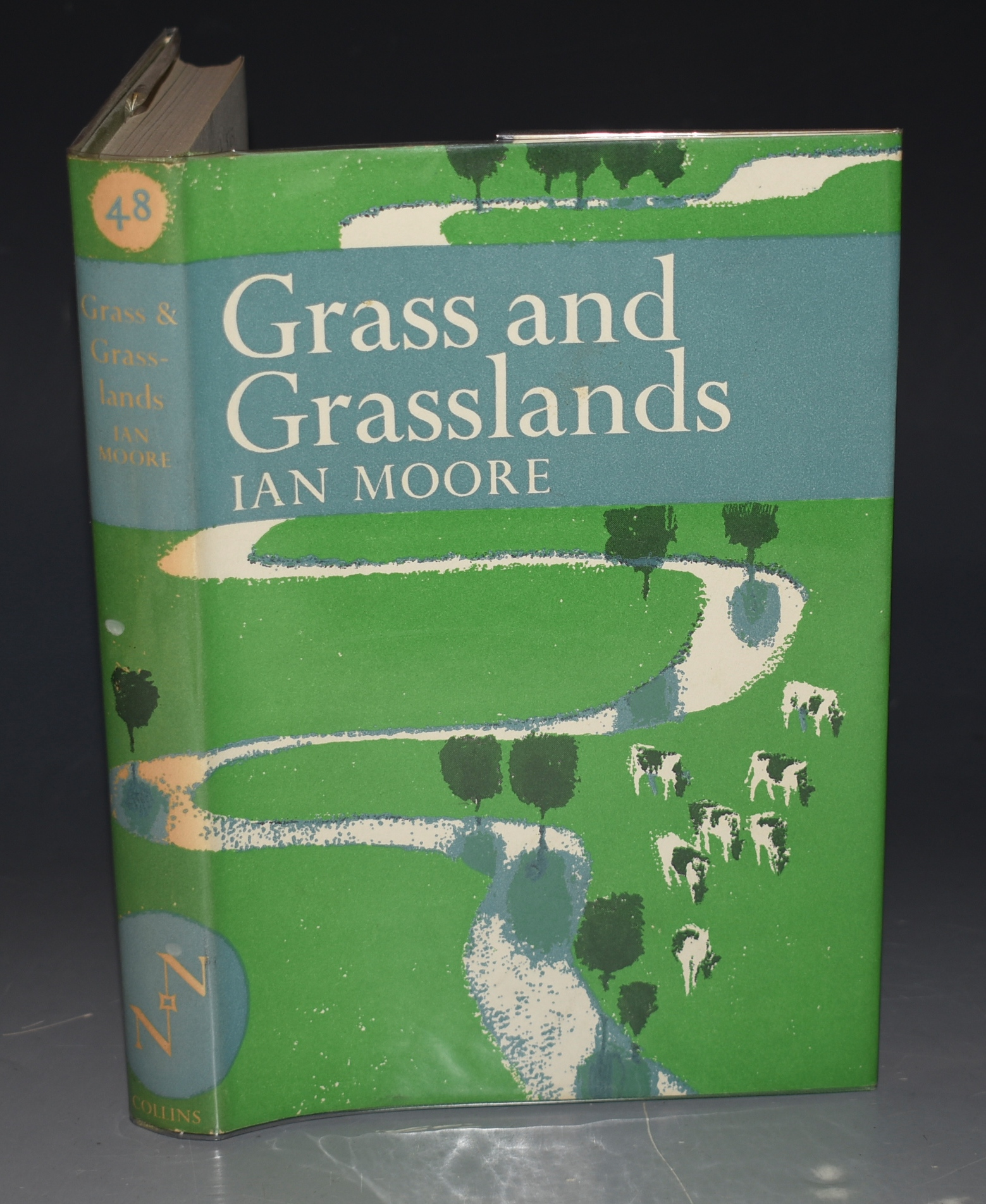Image for Grass and Grasslands. (The New Naturalist 48).