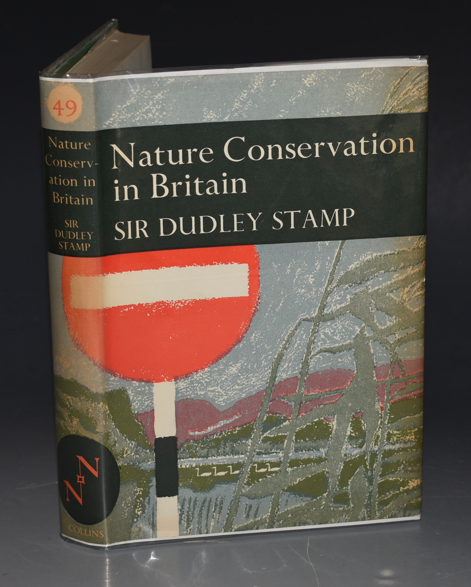 Image for Nature Conservation in Britain. With a list of Conservation Areas in England, Wales and Scotland compiled by James Fisher, Deputy Chairman, the Countryside Commission. (The New Naturalist No. 49).