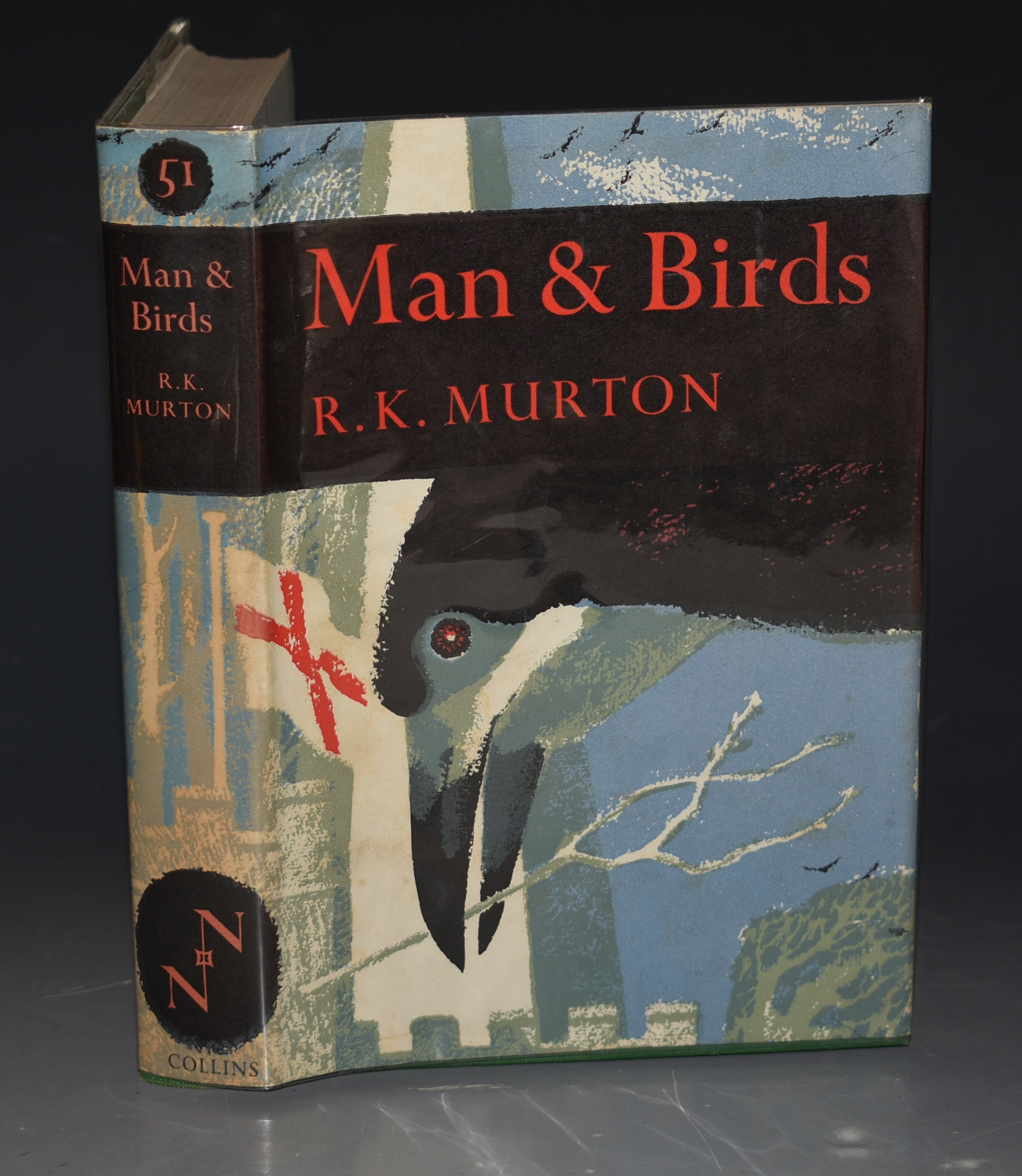 Image for Man & Birds. (The New Naturalist 51).