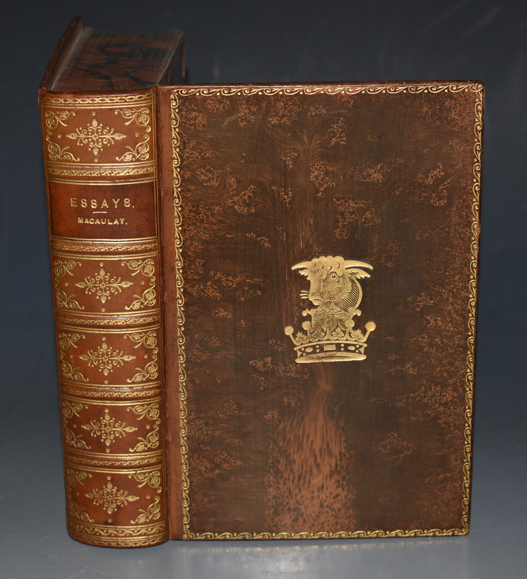 Image for Lord Macaulay's Essays and Lays of Ancient Rome. Popular Edition. New Impression.