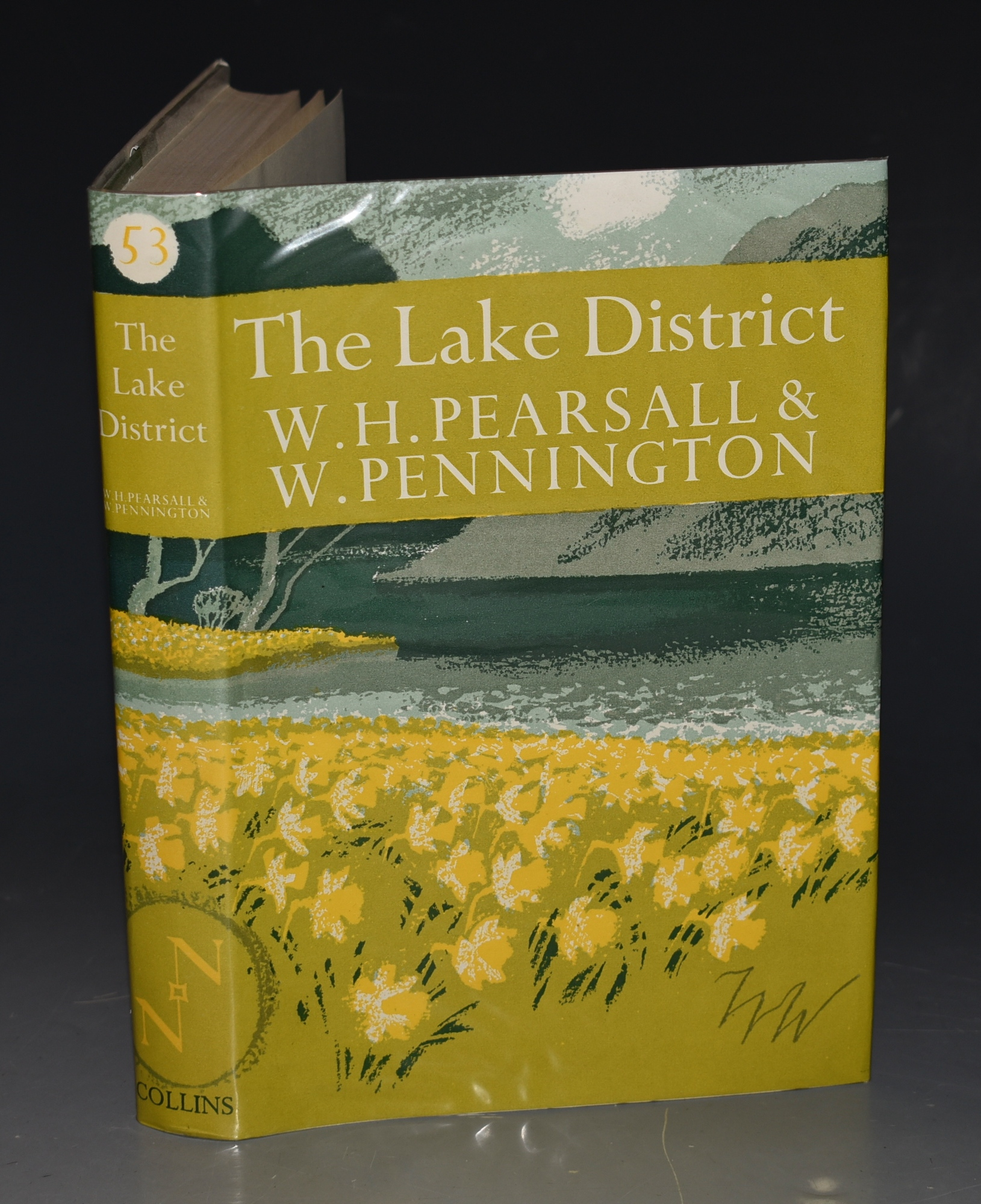 Image for The Lake District. A Landscape History. The New Naturalist. (53).