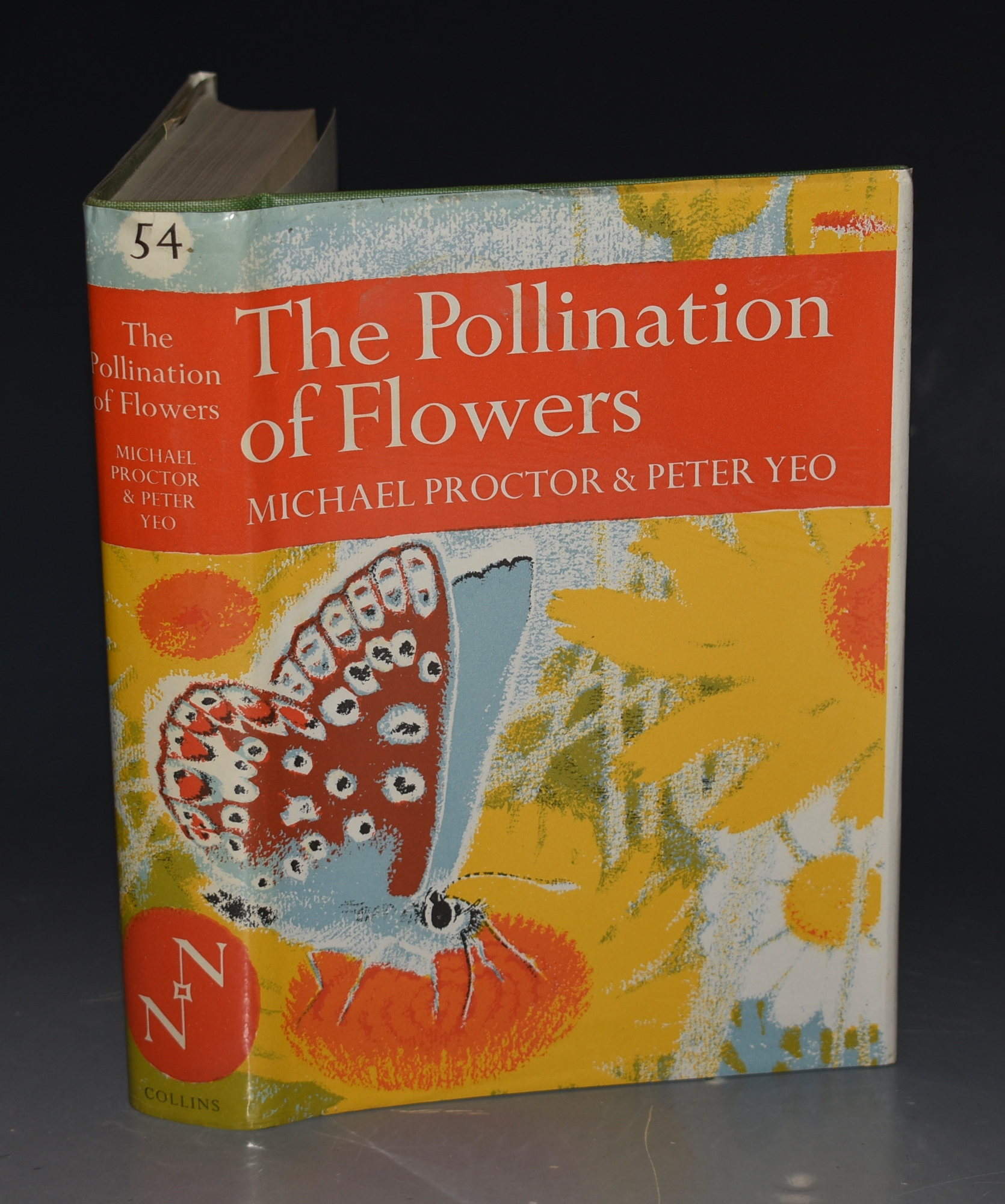 Image for The Pollination of Flowers. (The New Naturalist 54).
