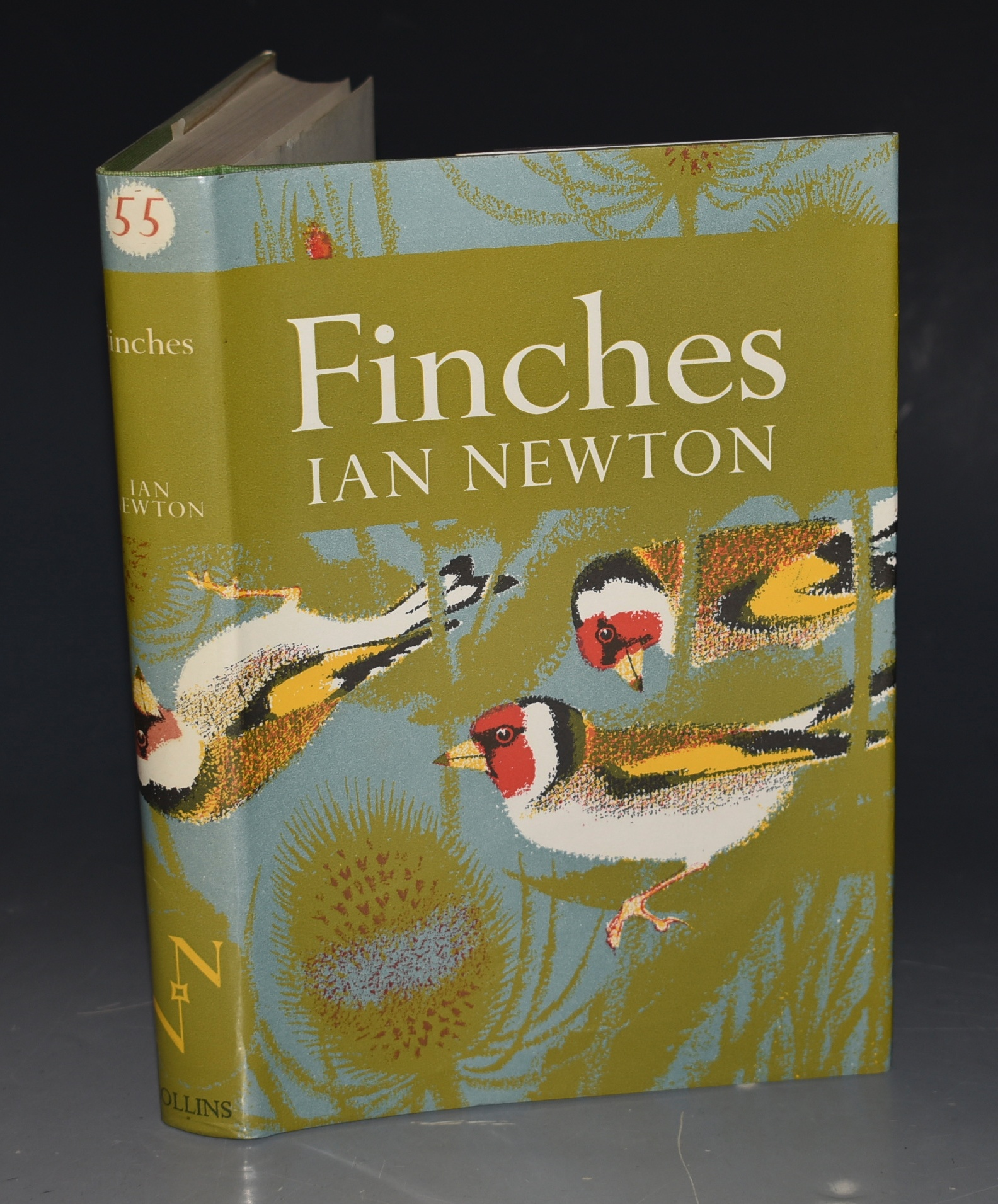 Image for Finches (55). (The New Naturalist).