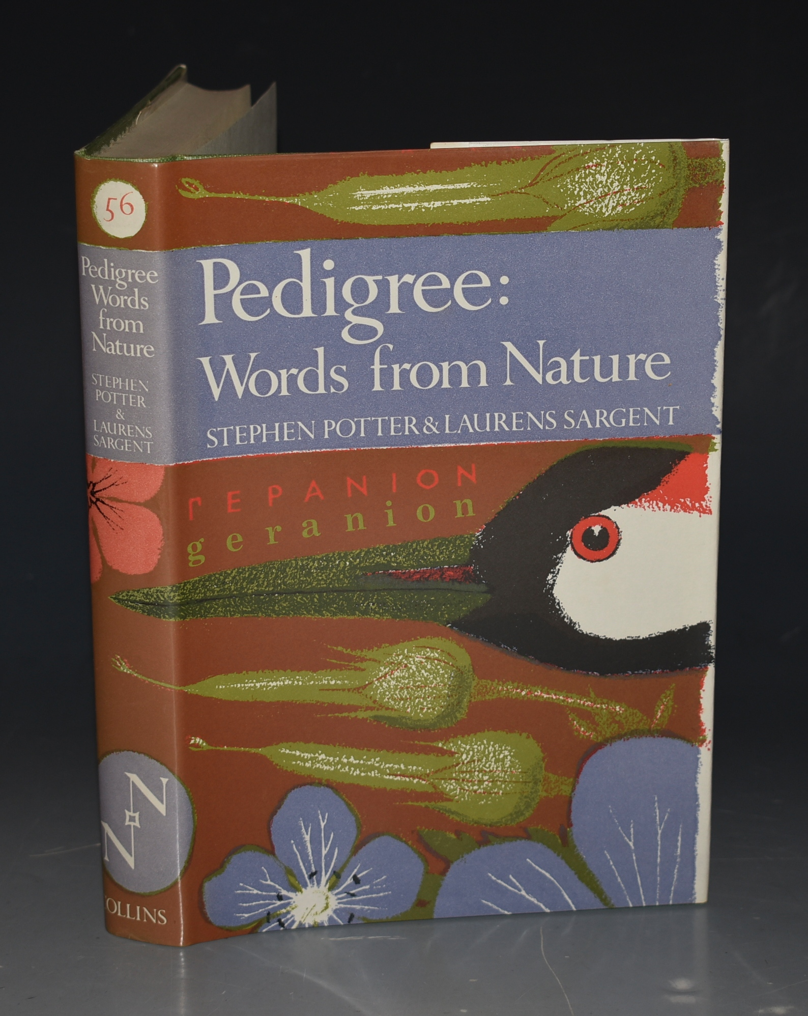 "Image for Pedigree: Words from Nature. Essays on the Etymology of ""Words from Nature"". (The New Naturalist 56)."