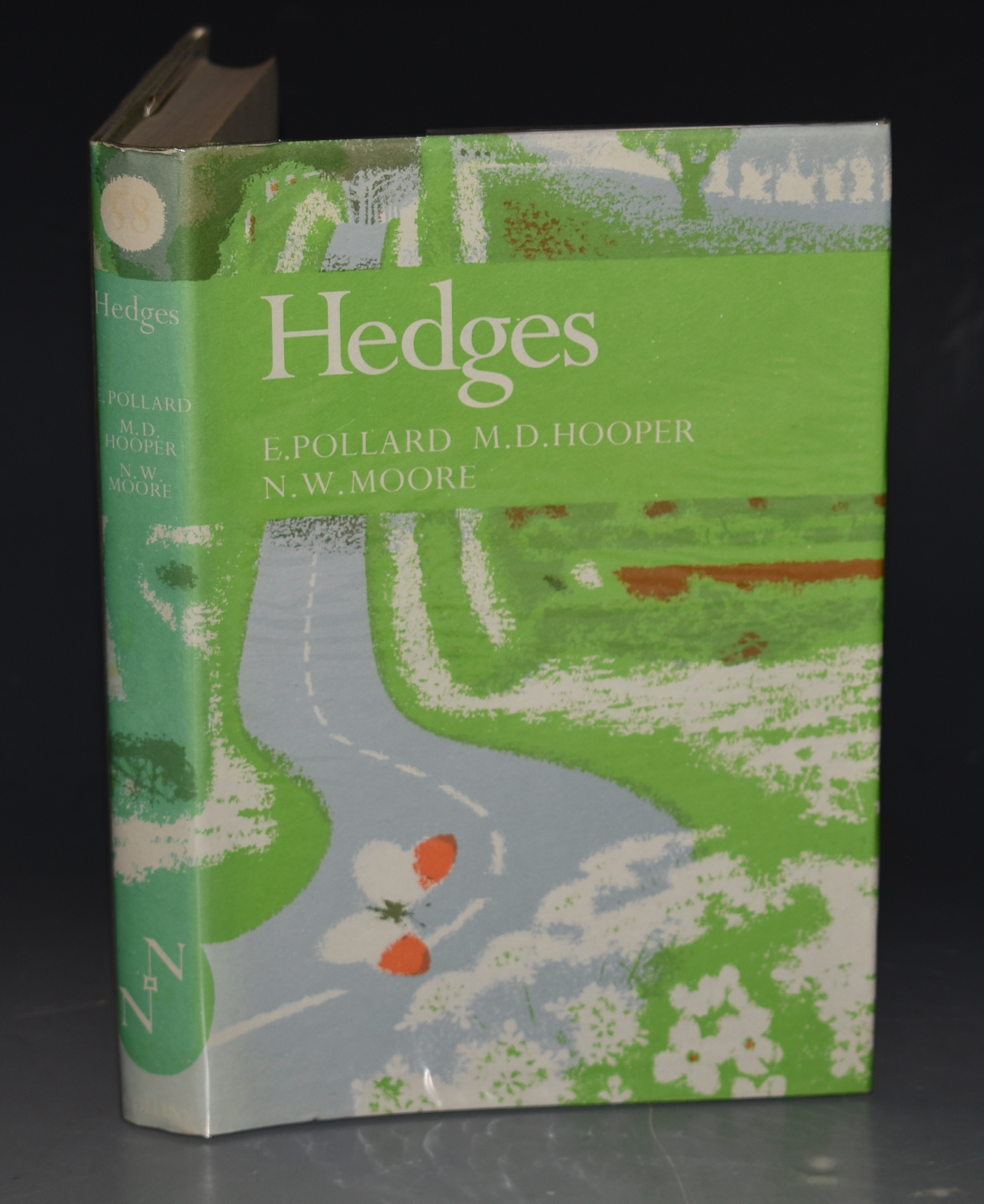 Image for Hedges. The New Naturalist 58