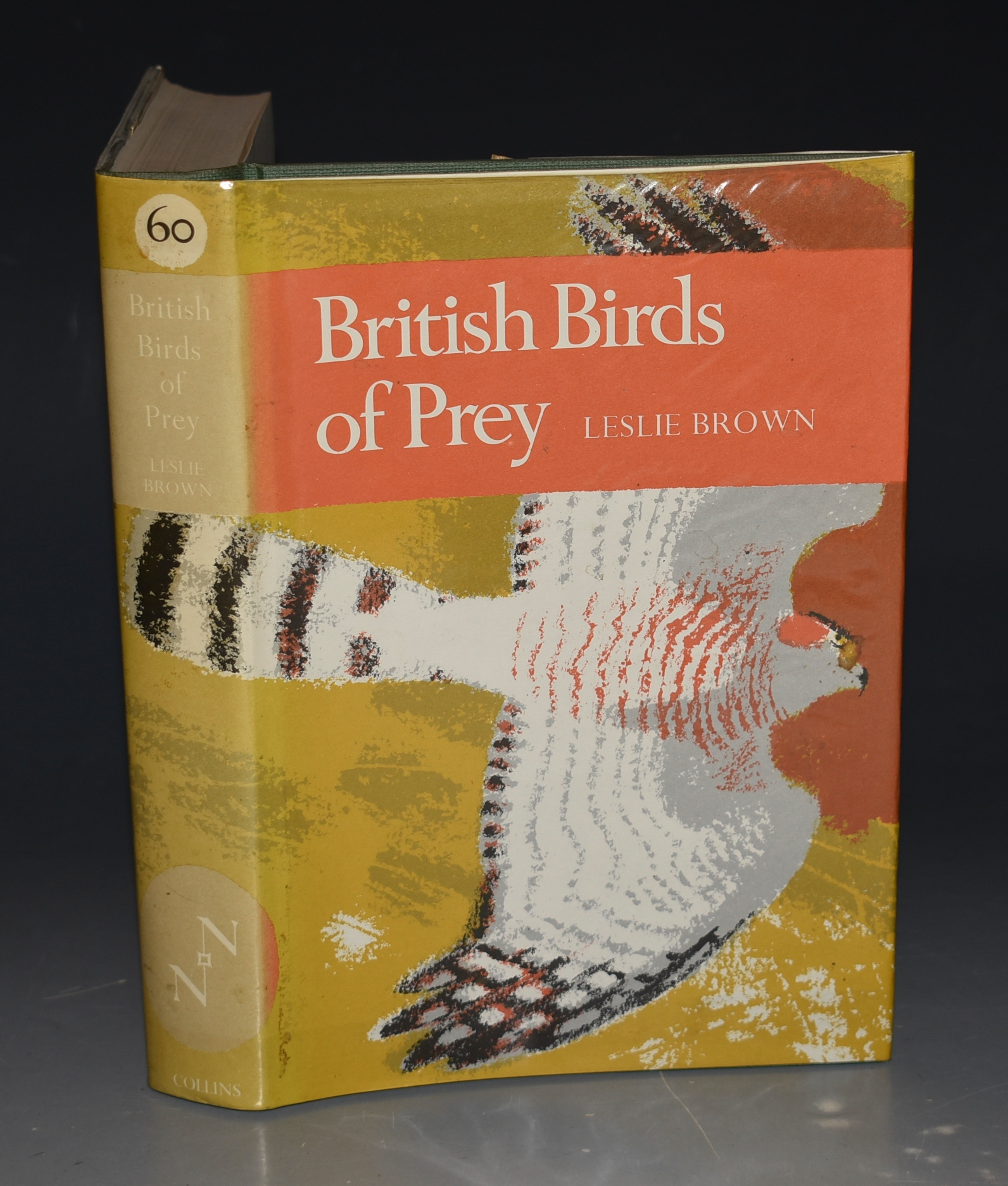 Image for British Birds of Prey. A Study of Britain's diurnal raptors. (The New Naturalist 60).