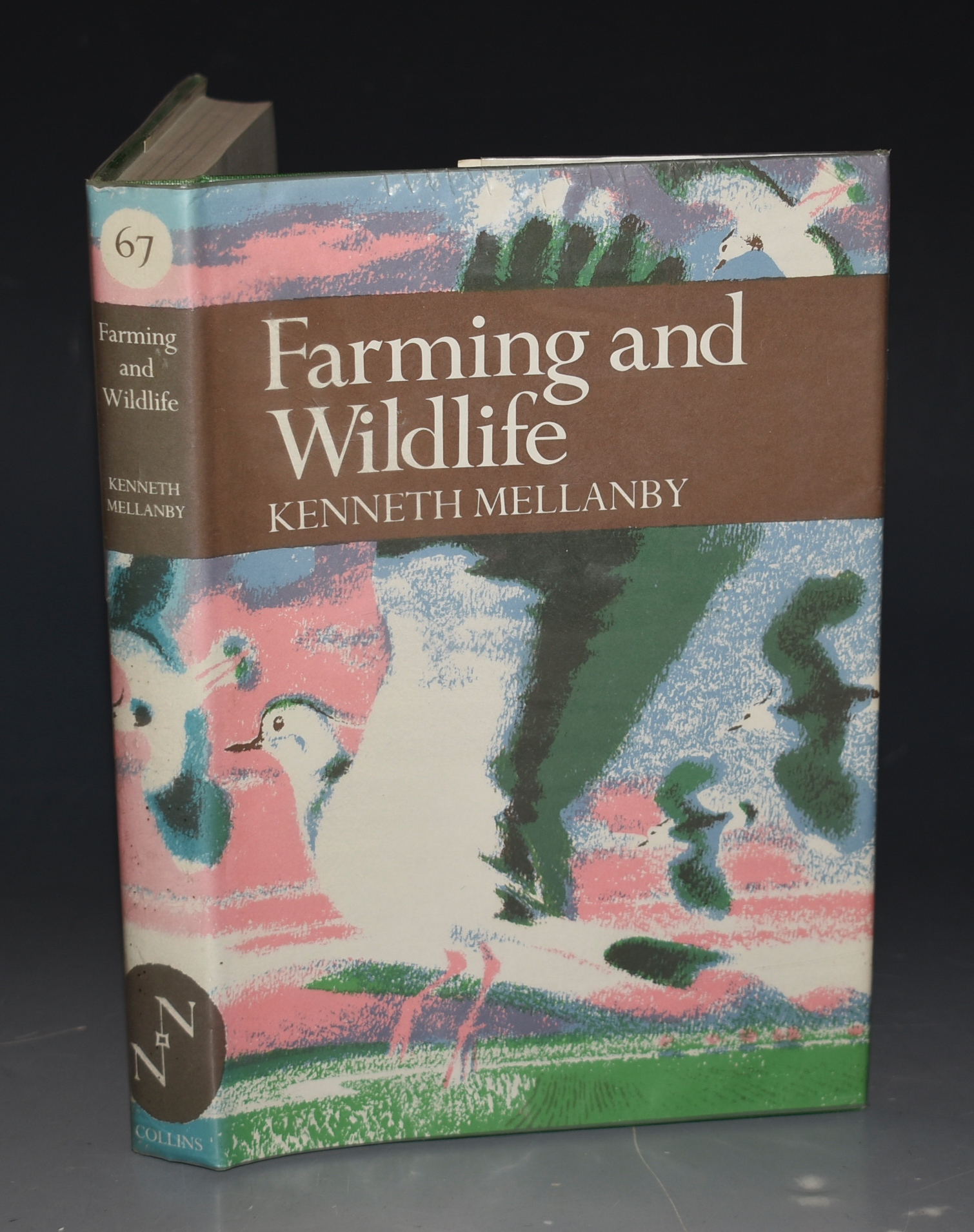 Image for Farming and Wildlife. (The New Naturalist 67).