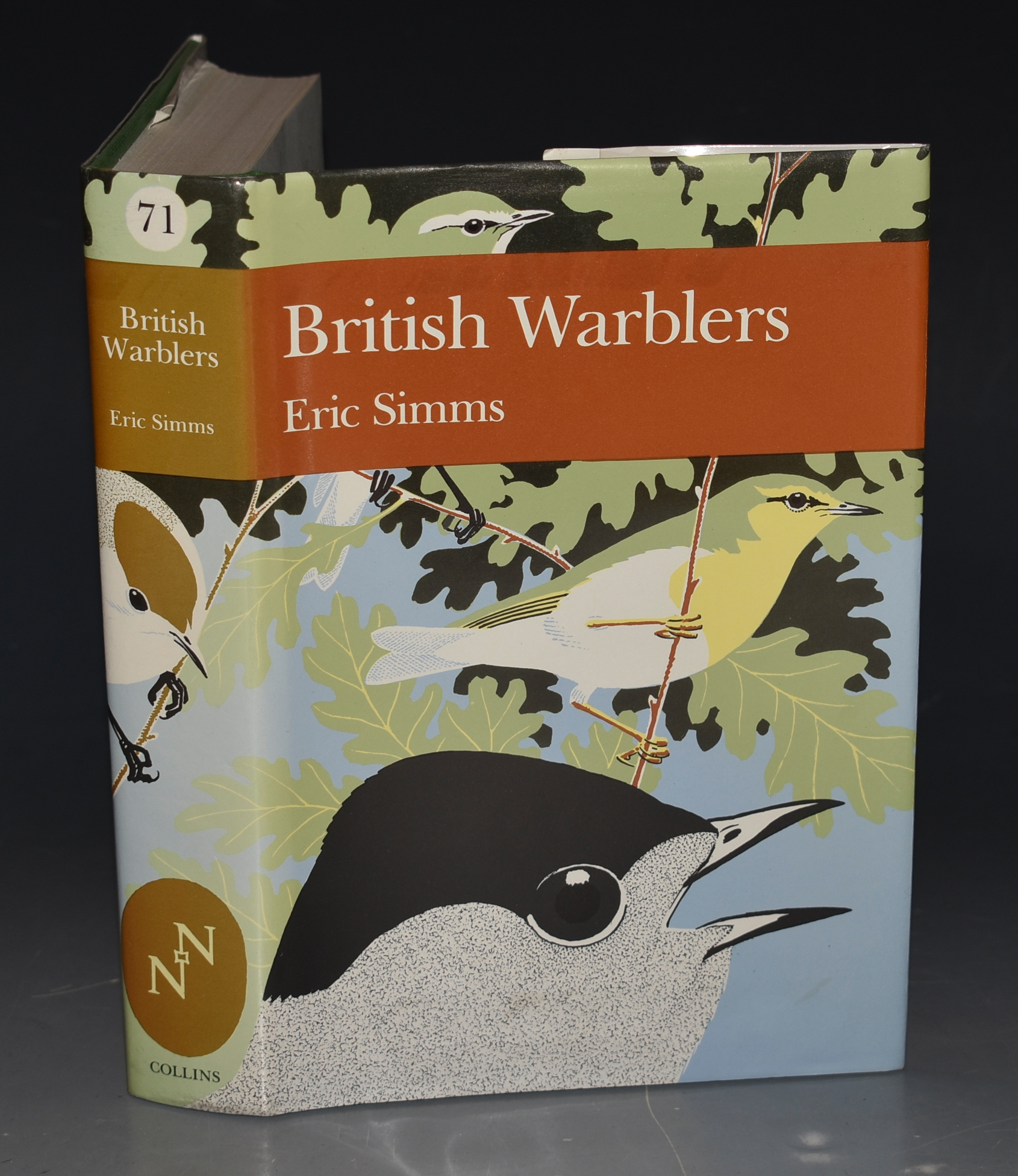 Image for British Warblers. (The New Naturalist 71).