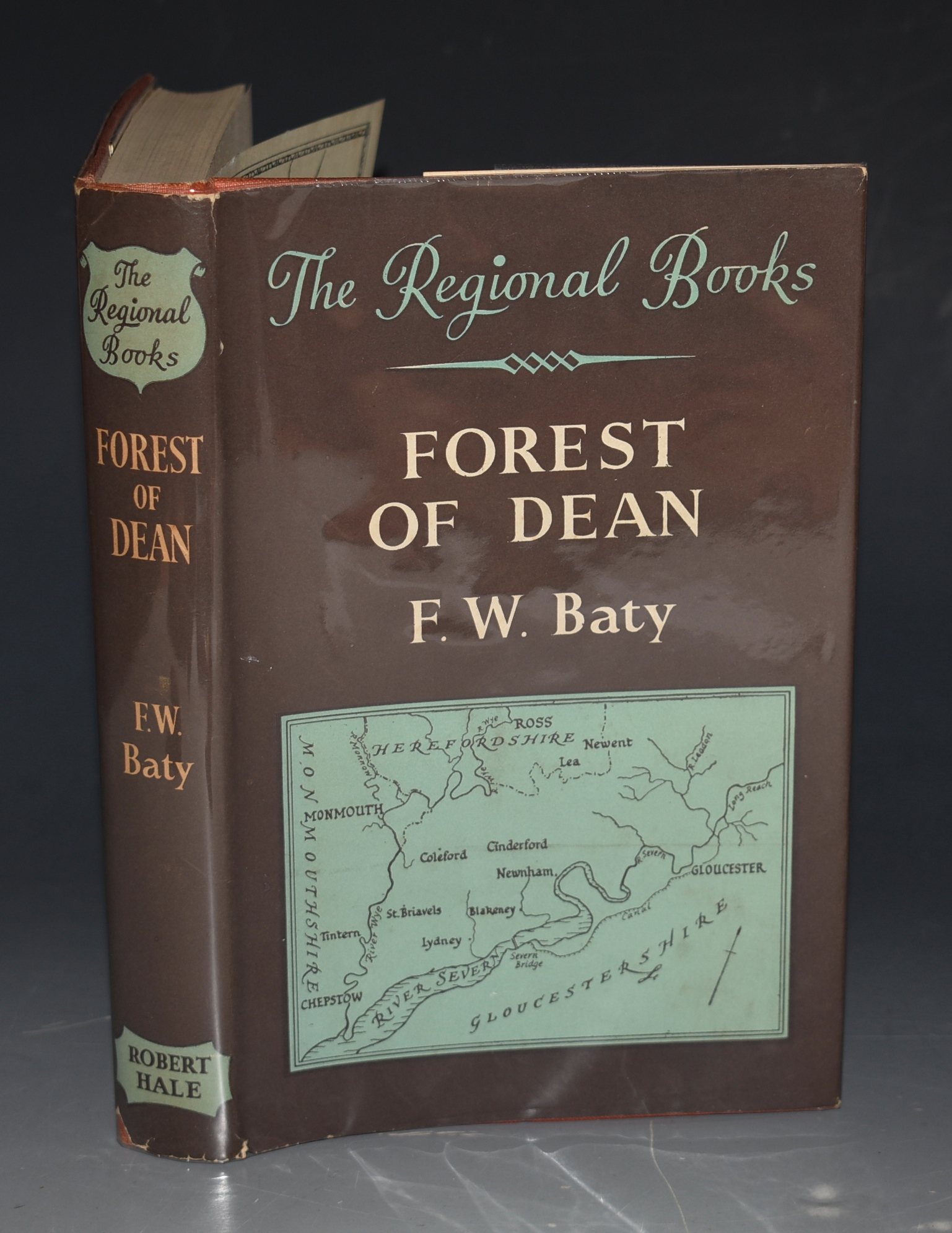 Image for The Regional Books. Forest of Dean. SIGNED COPY.