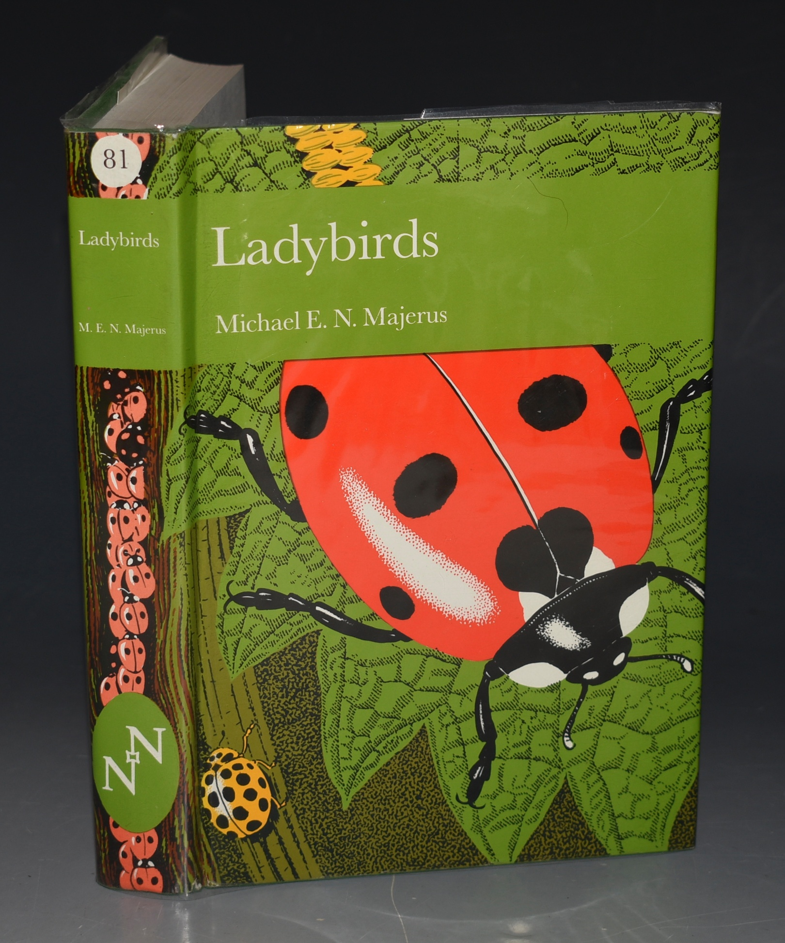 Image for Ladybirds. (The New Naturalist No.81 ).
