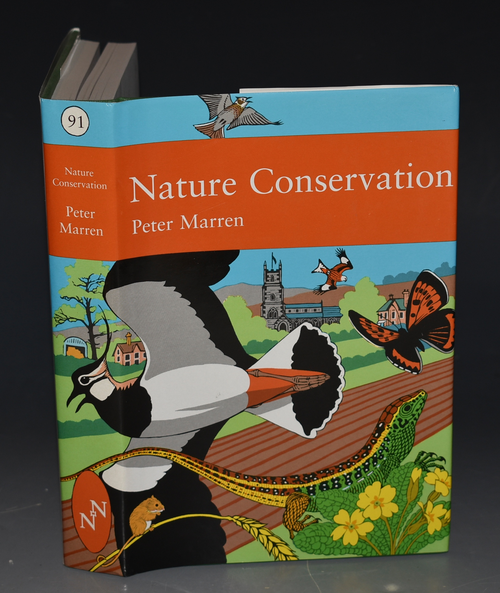 Image for Nature Conservation. (The New Naturalist 91). A Review of the Conservation of Wildlife in Britain  1950 - 2001.