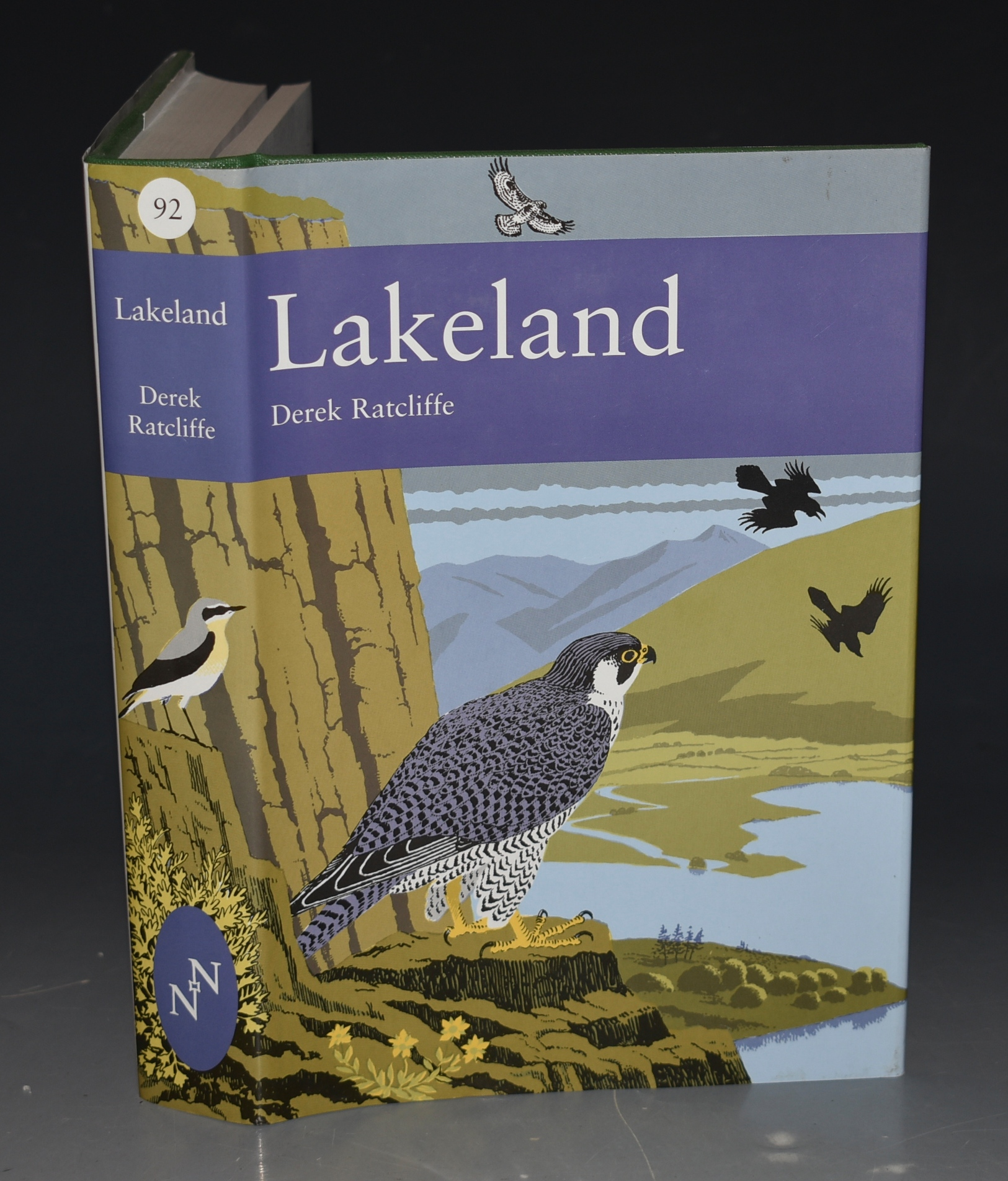 Image for Lakeland. The Wildlife of Cumbria. (The New Naturalist 92 ).
