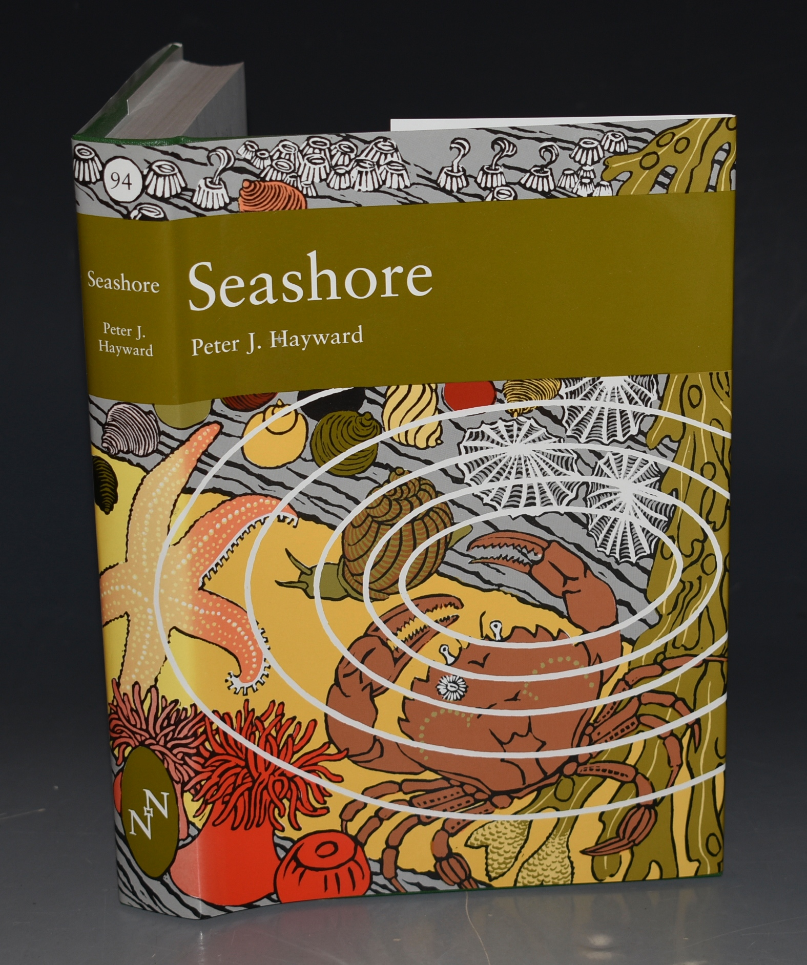 Image for Seashore.  (The New Naturalist 94).